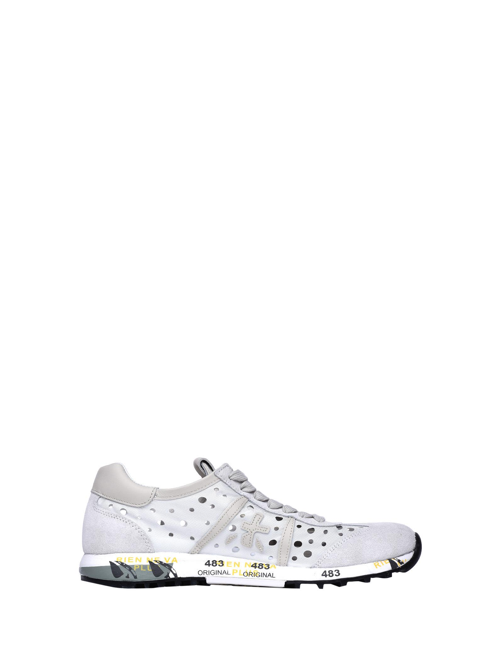Cheap Sale Cost Premiata Lucy-d 460e White Sneakers Buy Cheap Nicekicks From China Sale Collections cMKXCS