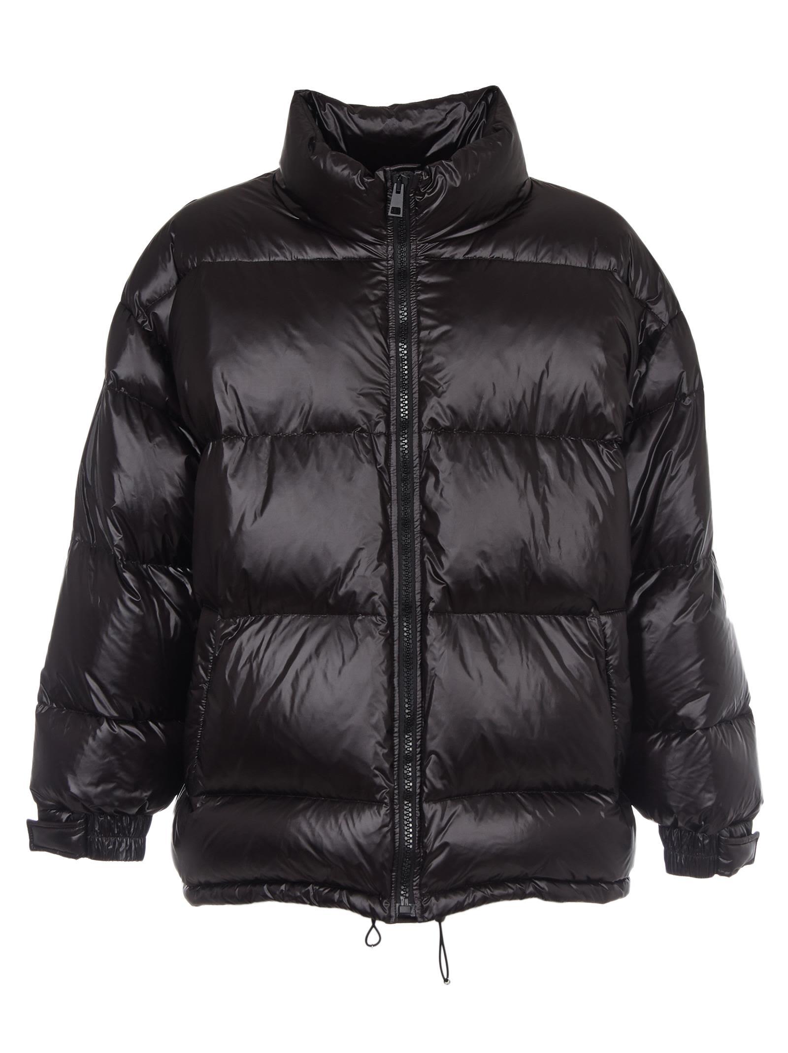 DANILO PAURA Mosca Padded Jacket in Black