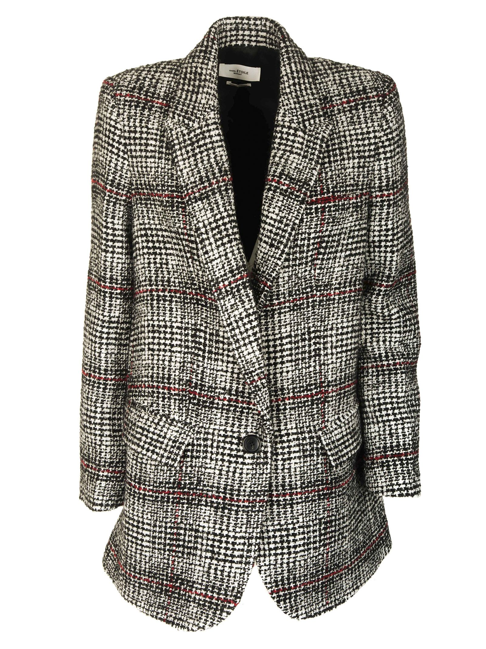 ICE TWEED BLAZER