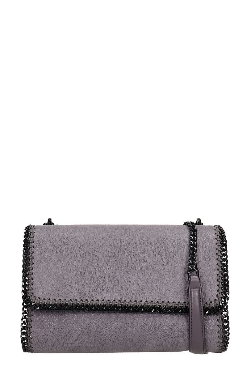 GREY FALABELLA BAG