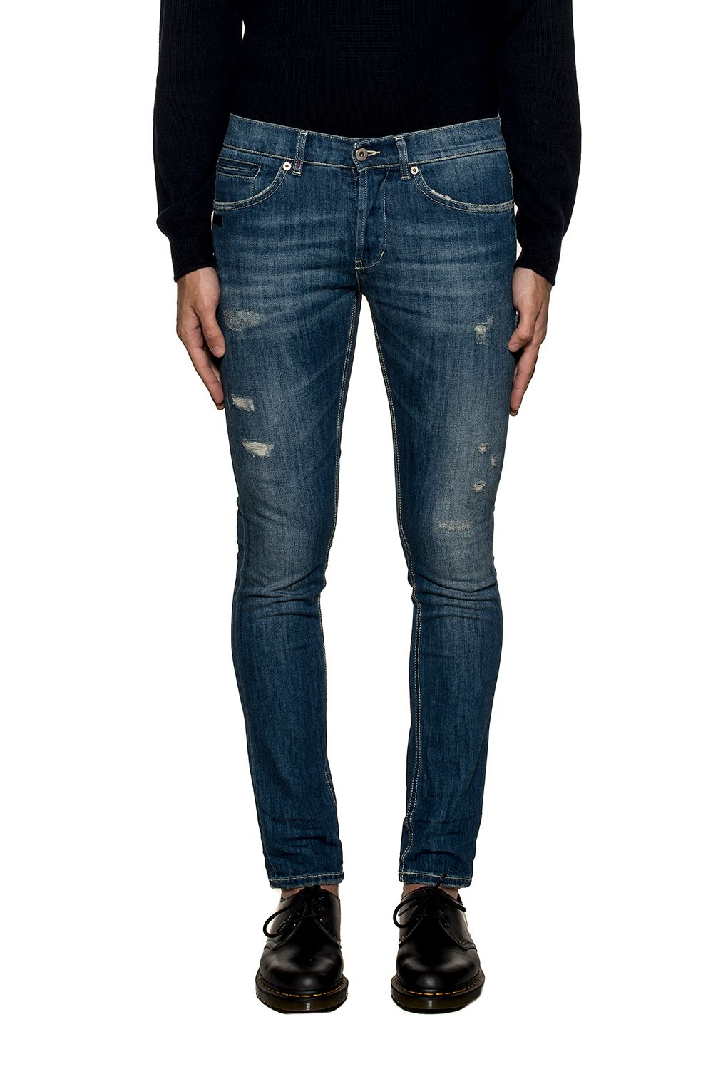 Blue George Denim Jeans 9799606