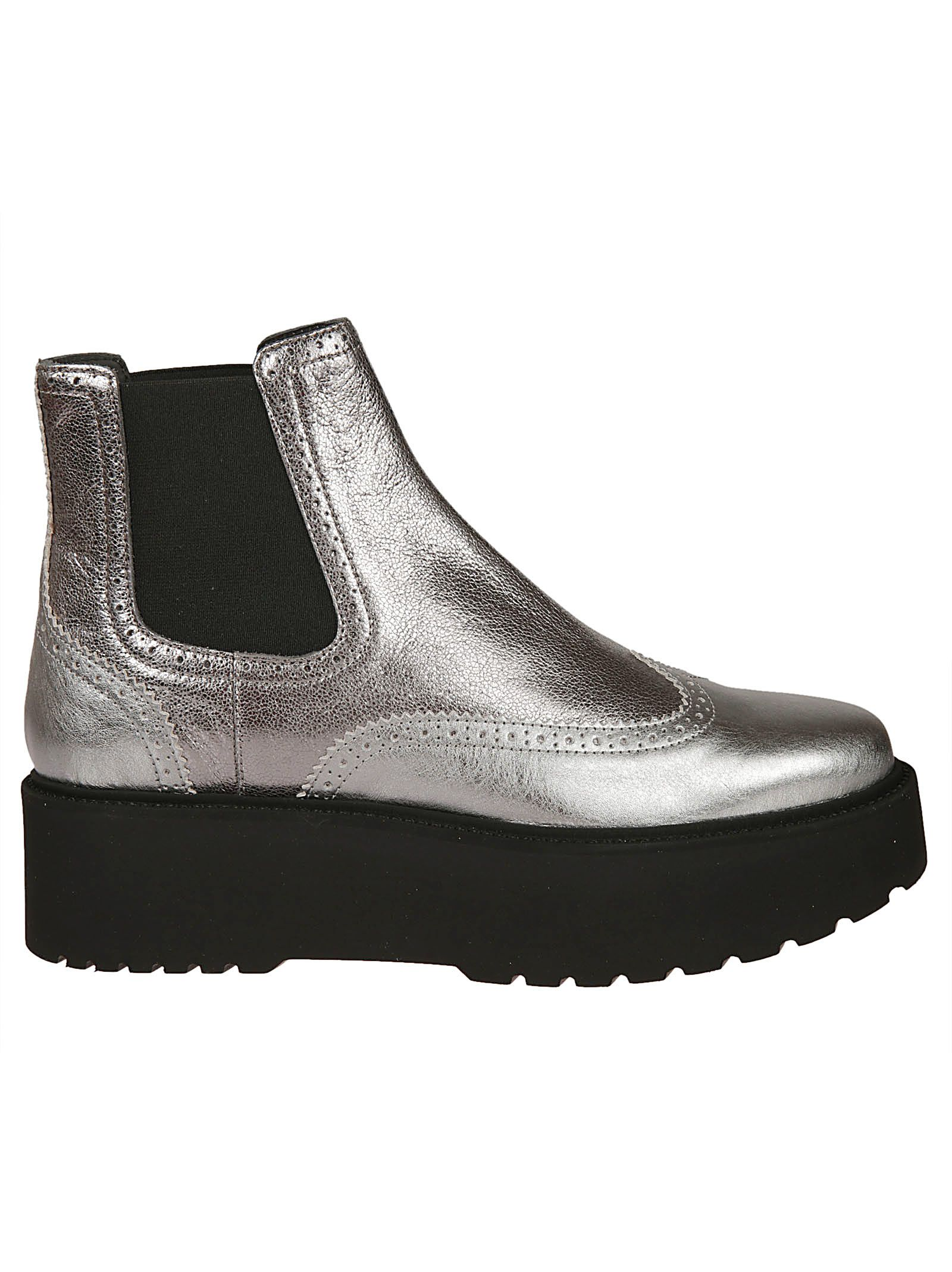 Ankle Boot Silver Route H355 in 020H