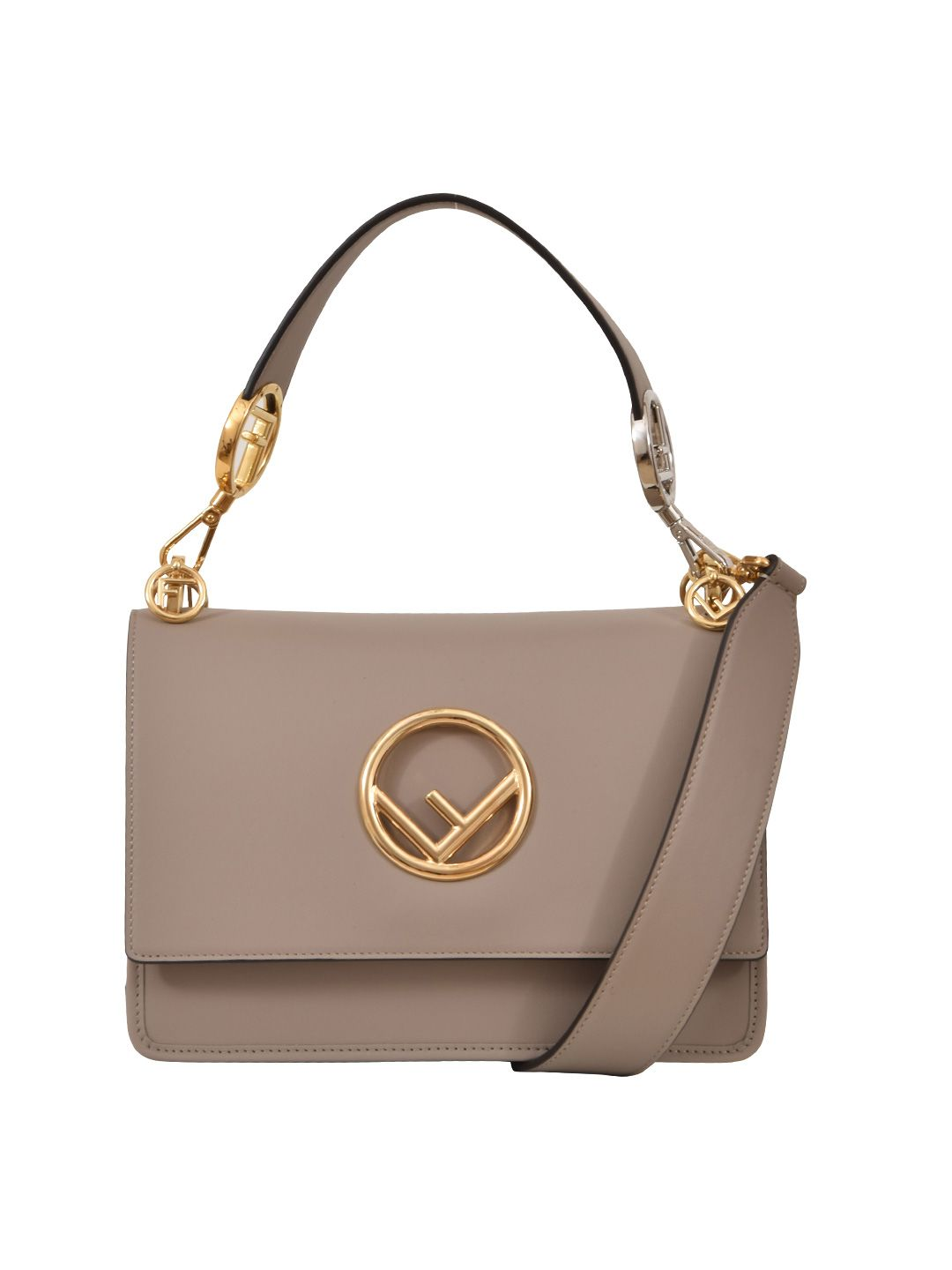 FENDI KAN I MD CROSSBODY BAG