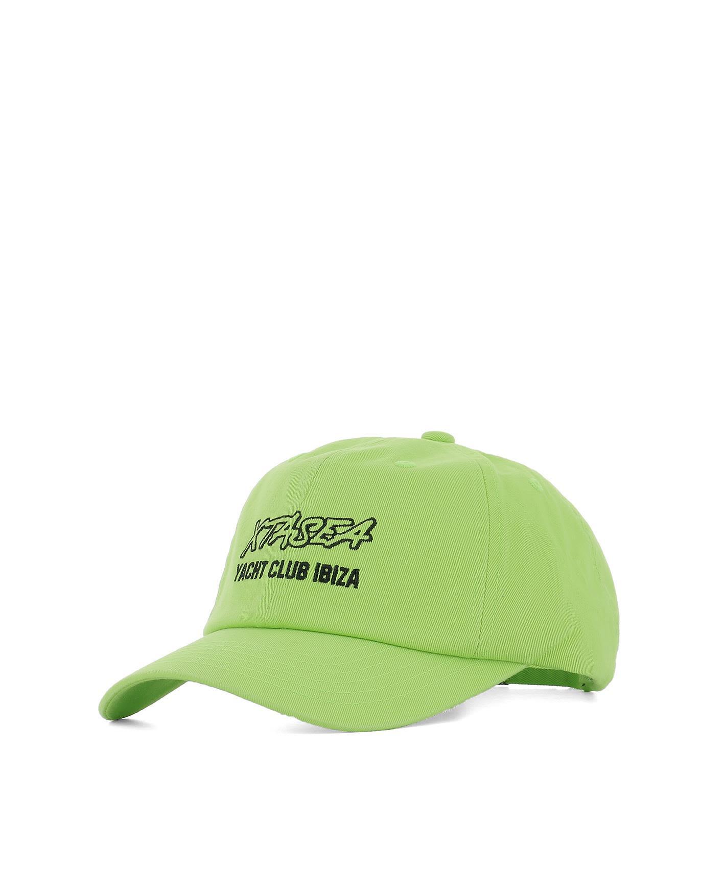 Misbhv GREEN COTTON HAT