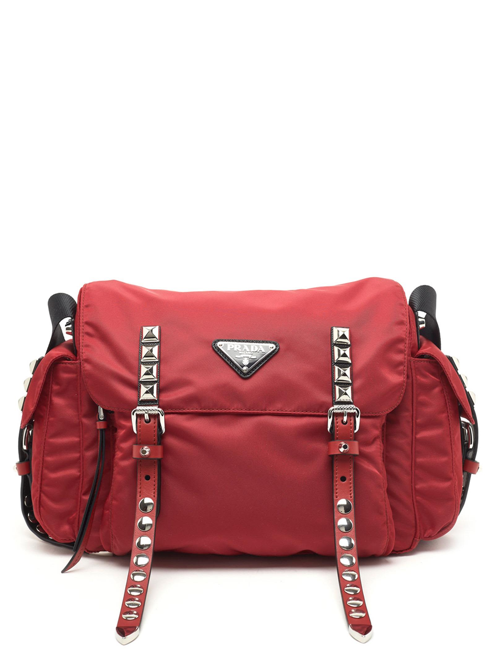 ef3411310c ... promo code for prada messenger bag red. hover to zoom 70e04 1d764