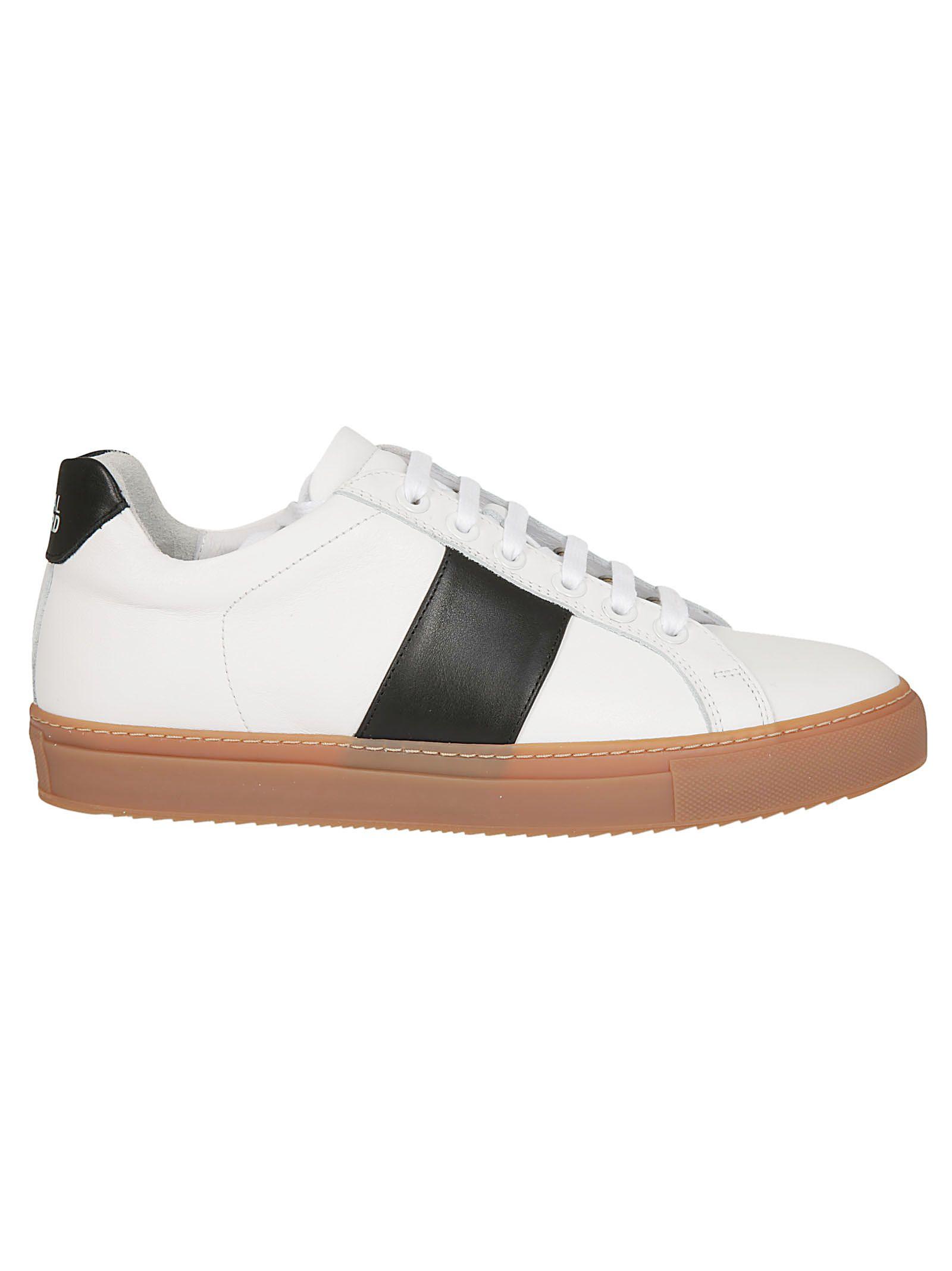 NATIONAL STANDARD Kaliwa Sneakers in Bianca/Nera