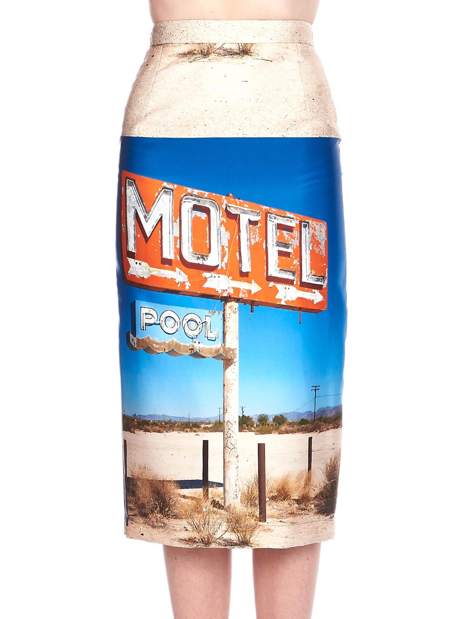 N.21 'motel' Skirt