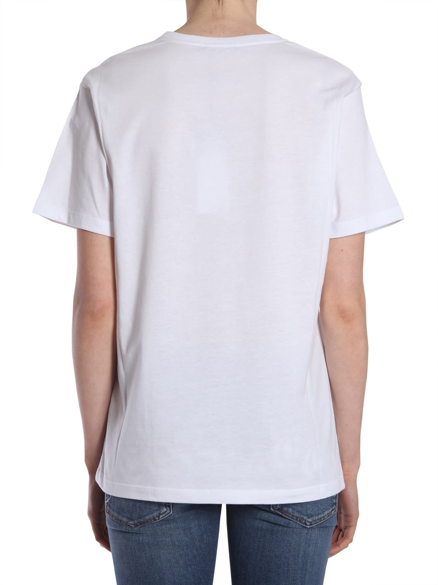 Cheap Sale Perfect TOPWEAR - Short sleeve t-shirts Twin-Set Outlet Enjoy 83rd4S