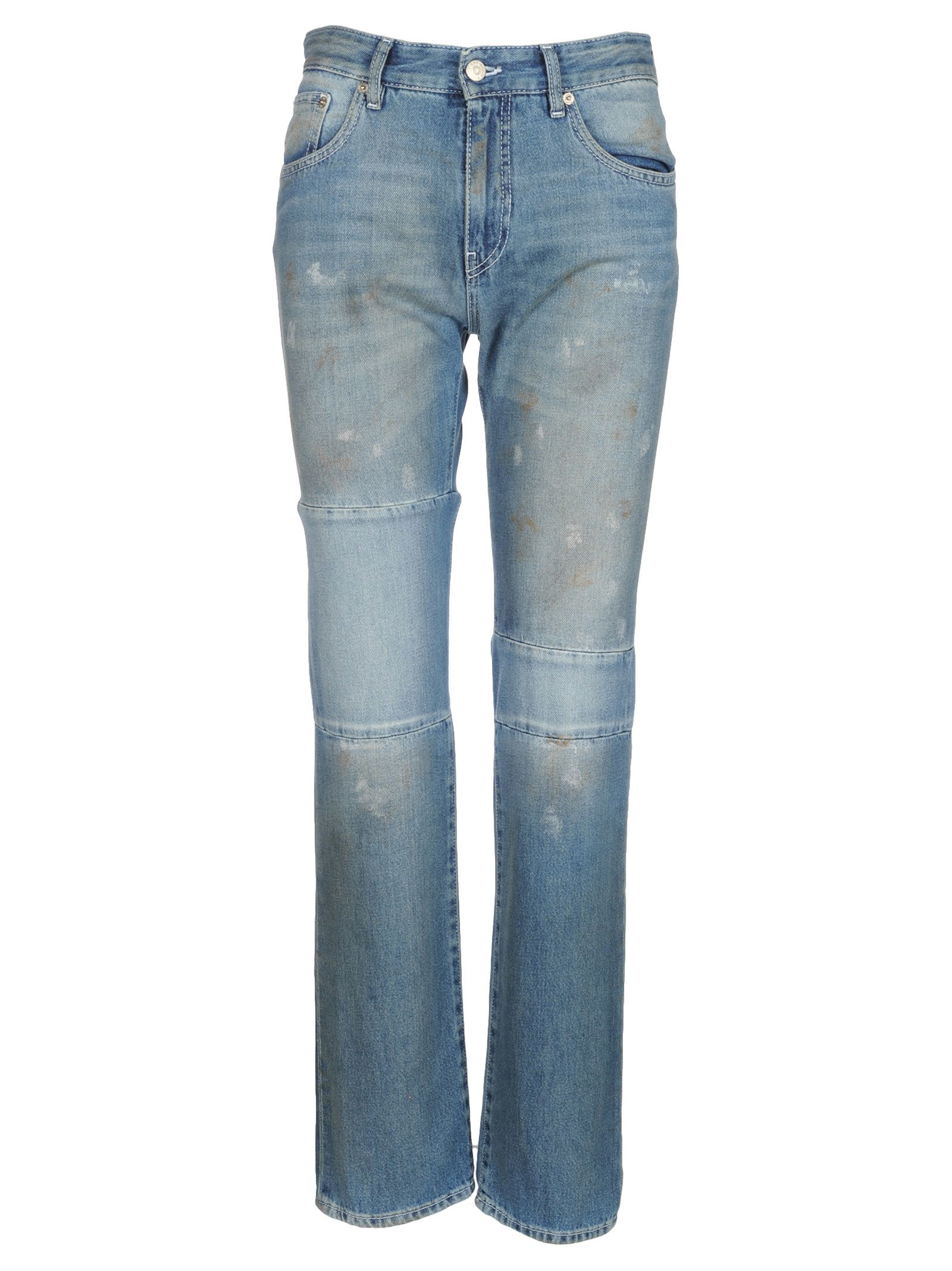 MM6 JEANS PATCH
