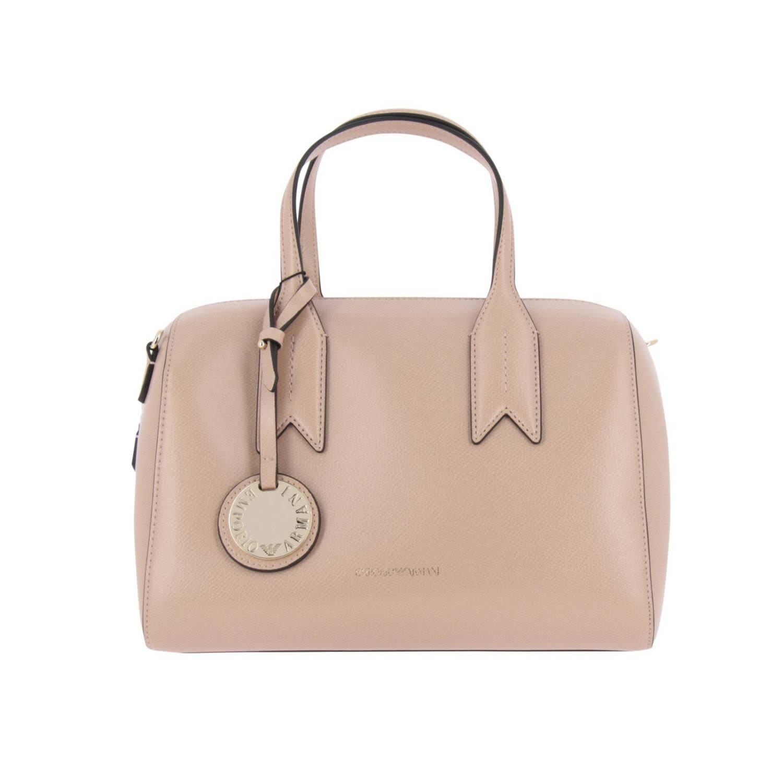 Emporio Armani Handbag Shoulder Bag Women In Powder  fd15ebf228306