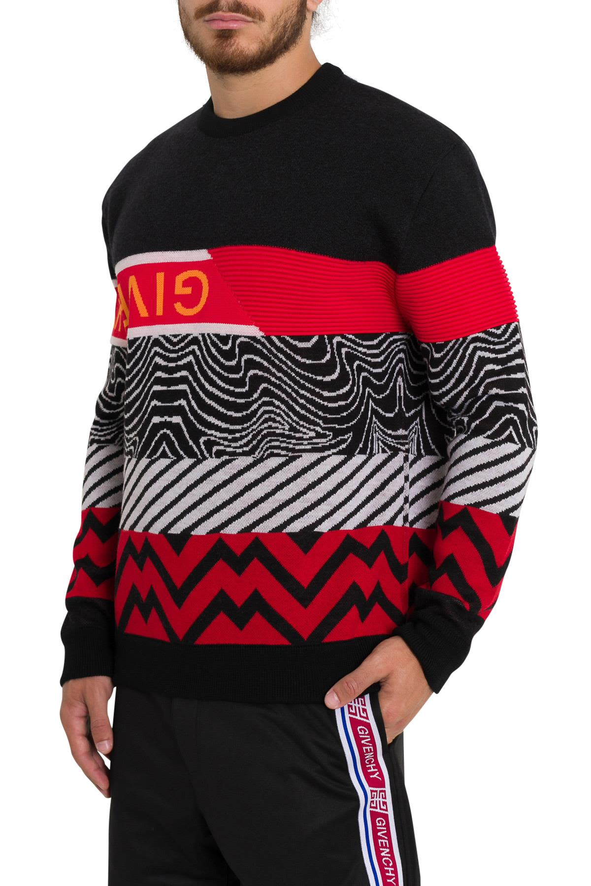Givenchy Patchwork Jumper