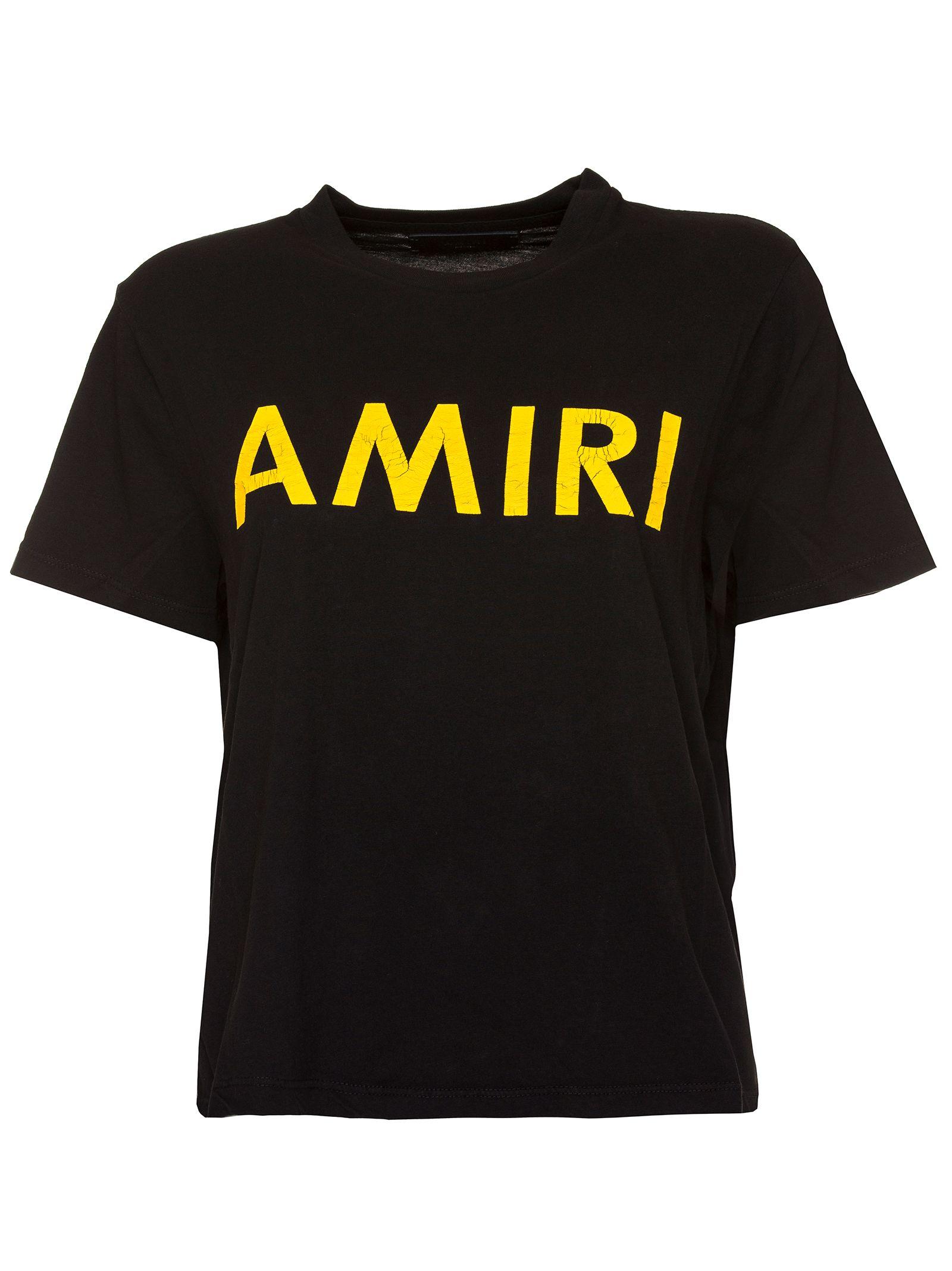 Amiri AMIRI LOGO T-SHIRT