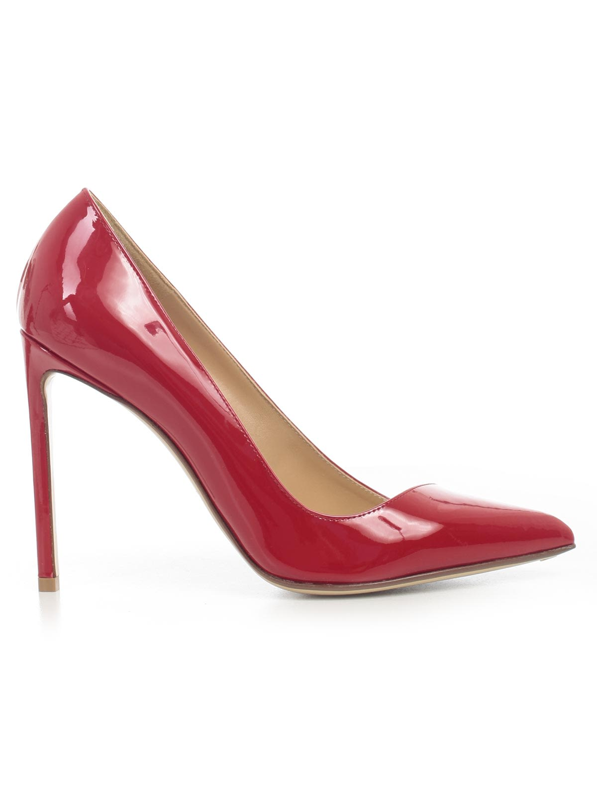 Asymmetric Line Pumps, Red