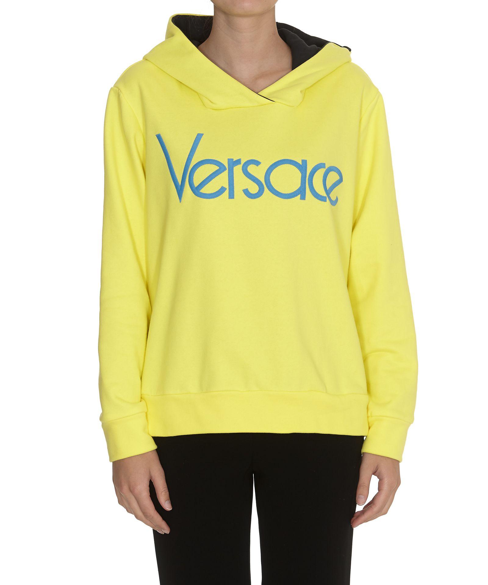 versace -  Logo Sweatshirt
