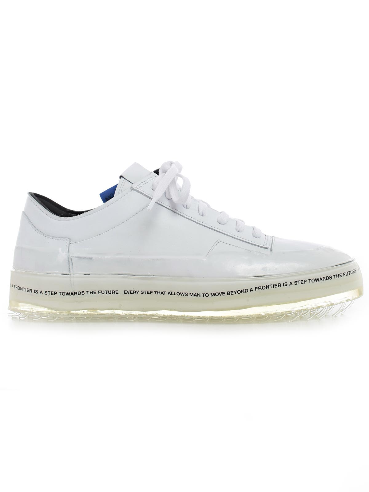 OXS RUBBER SOUL Oxs Rubber Soul Classic Sneakers in White