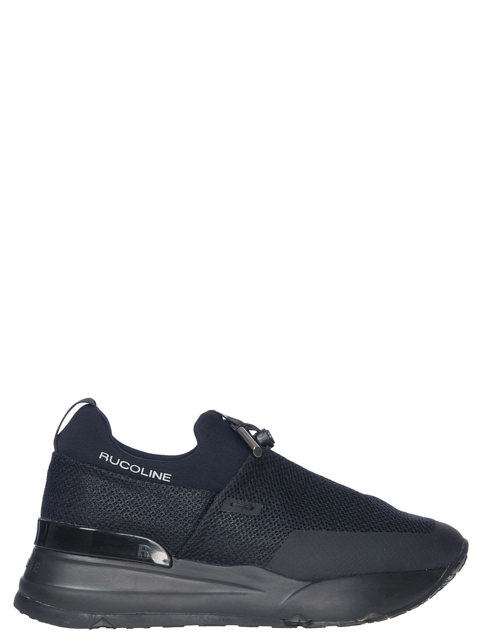 RUCOLINE Rucoline Sneakers Space Iron in Nero