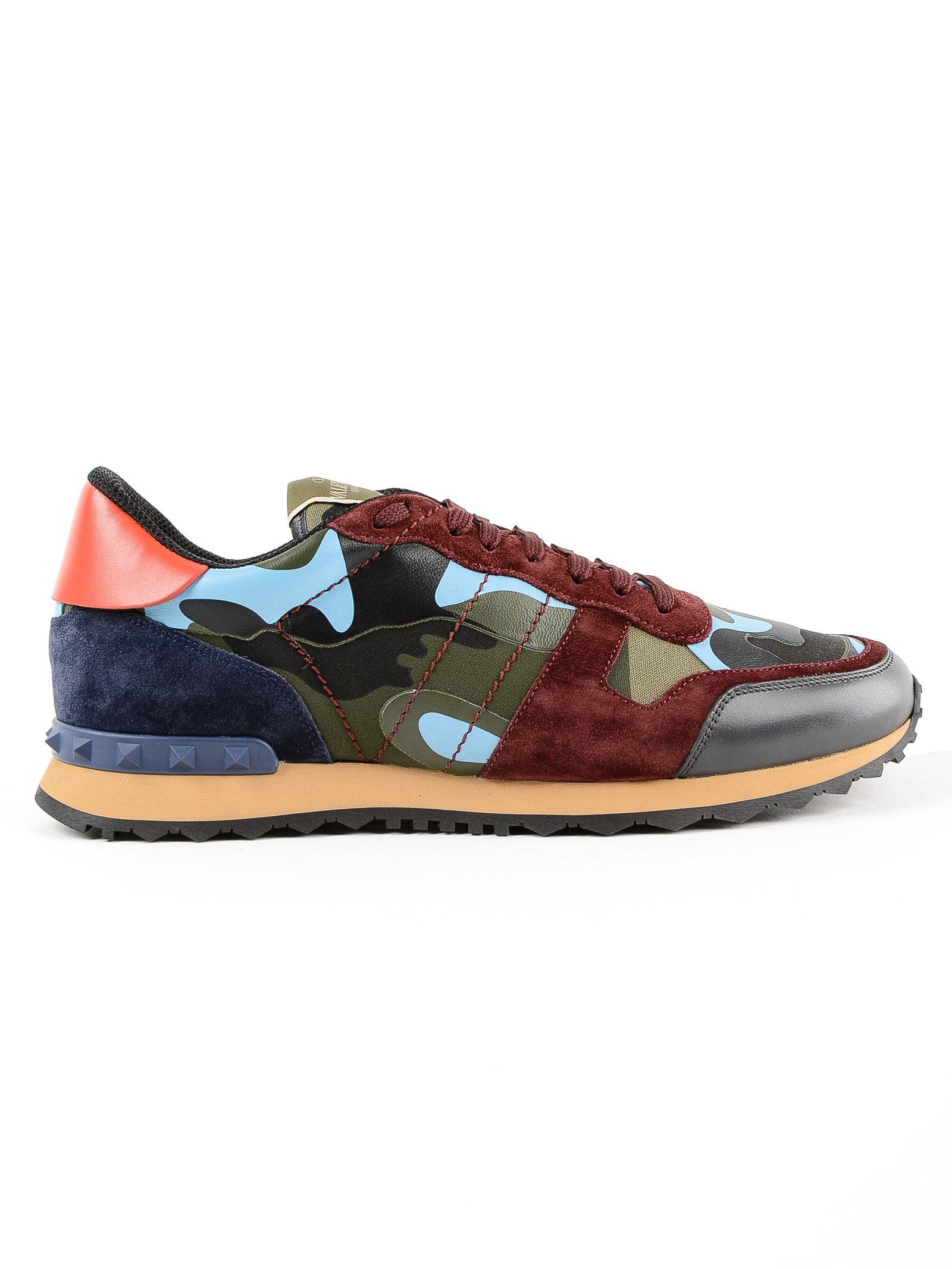 Valentino Sports ROCKRUNNER SNEAKERS