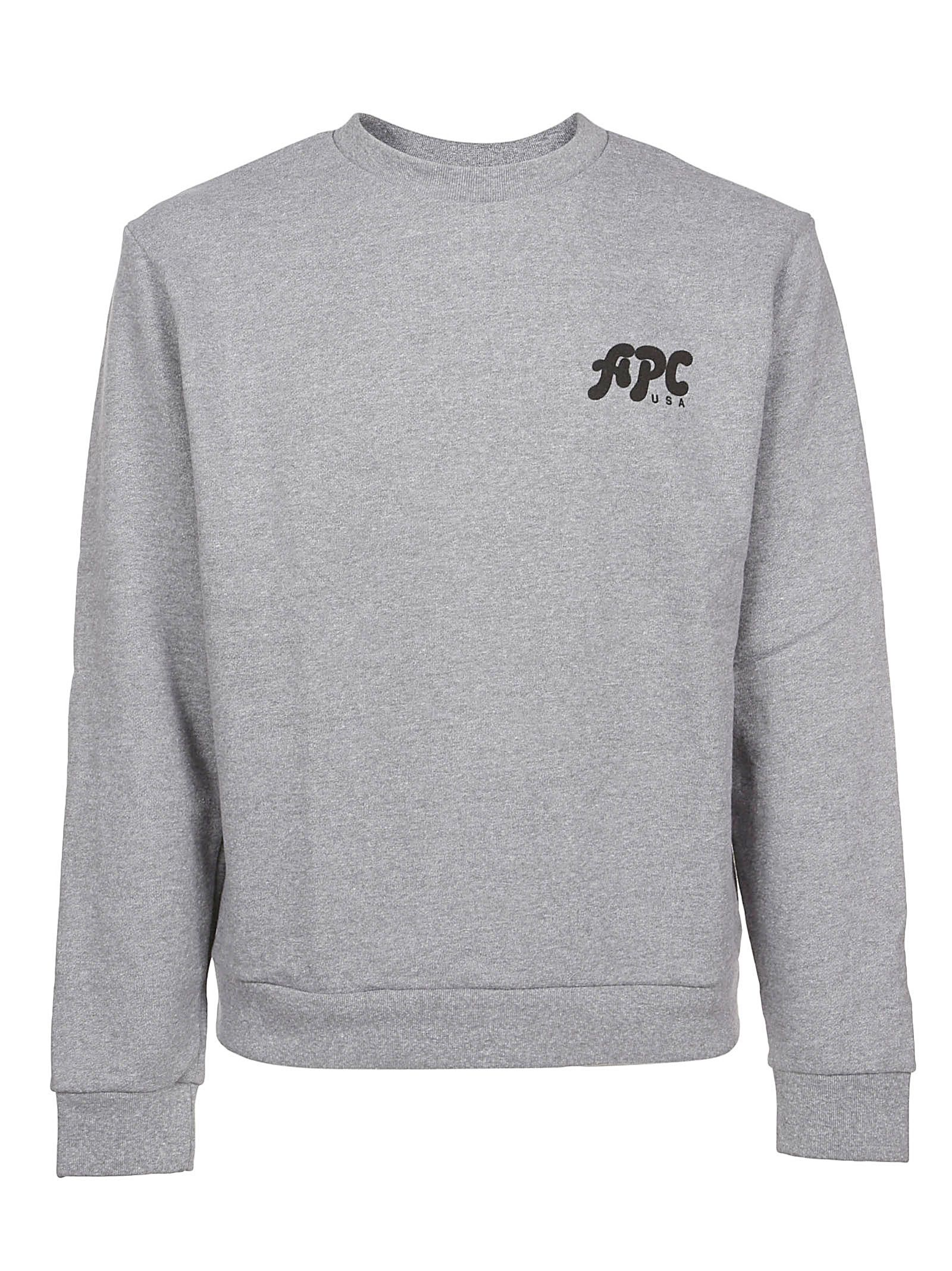 A.p.c. Cottons A.P.C. JACQUES SWEATSHIRT