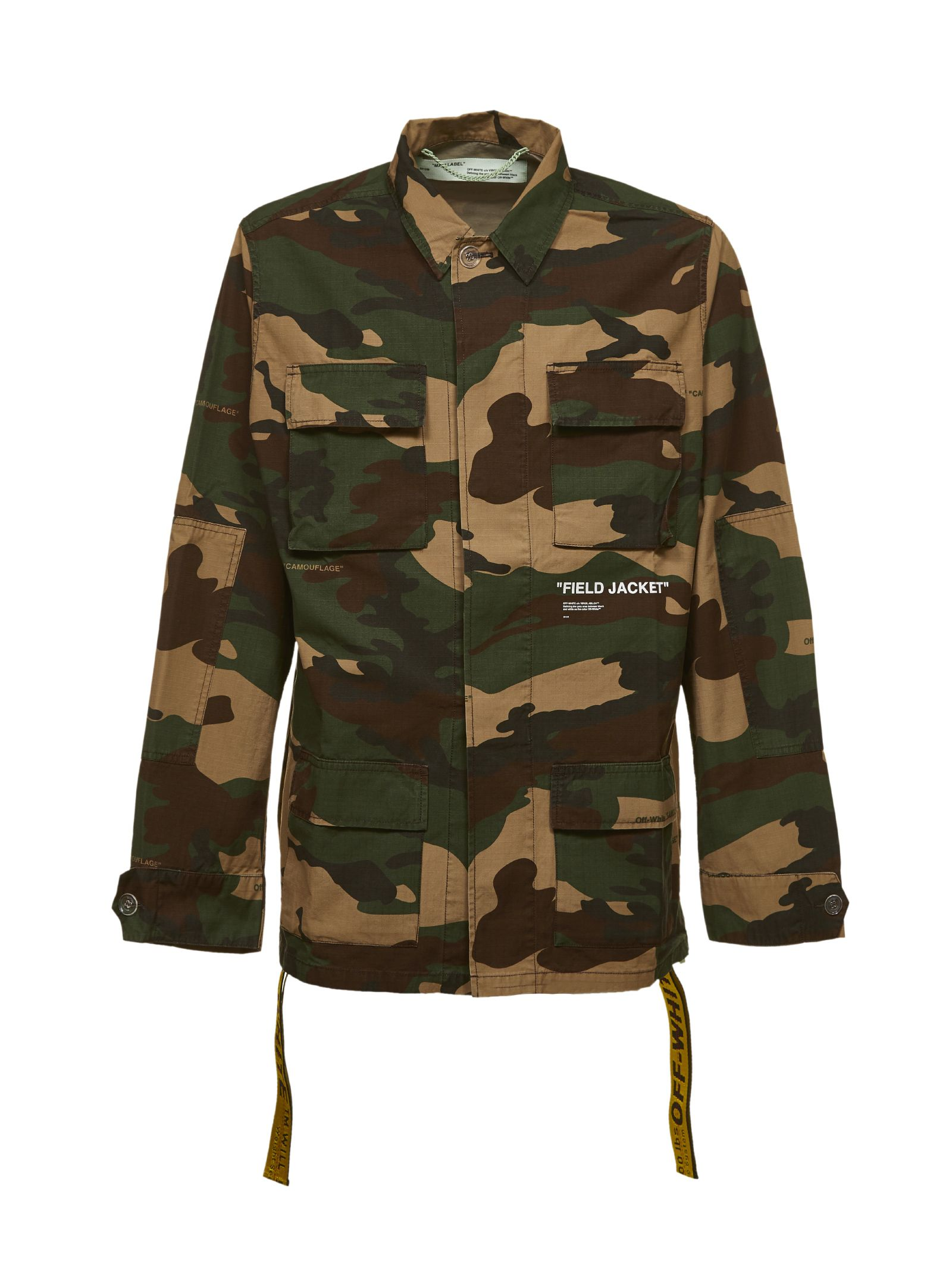 OFF-WHITE ARMY JACKET