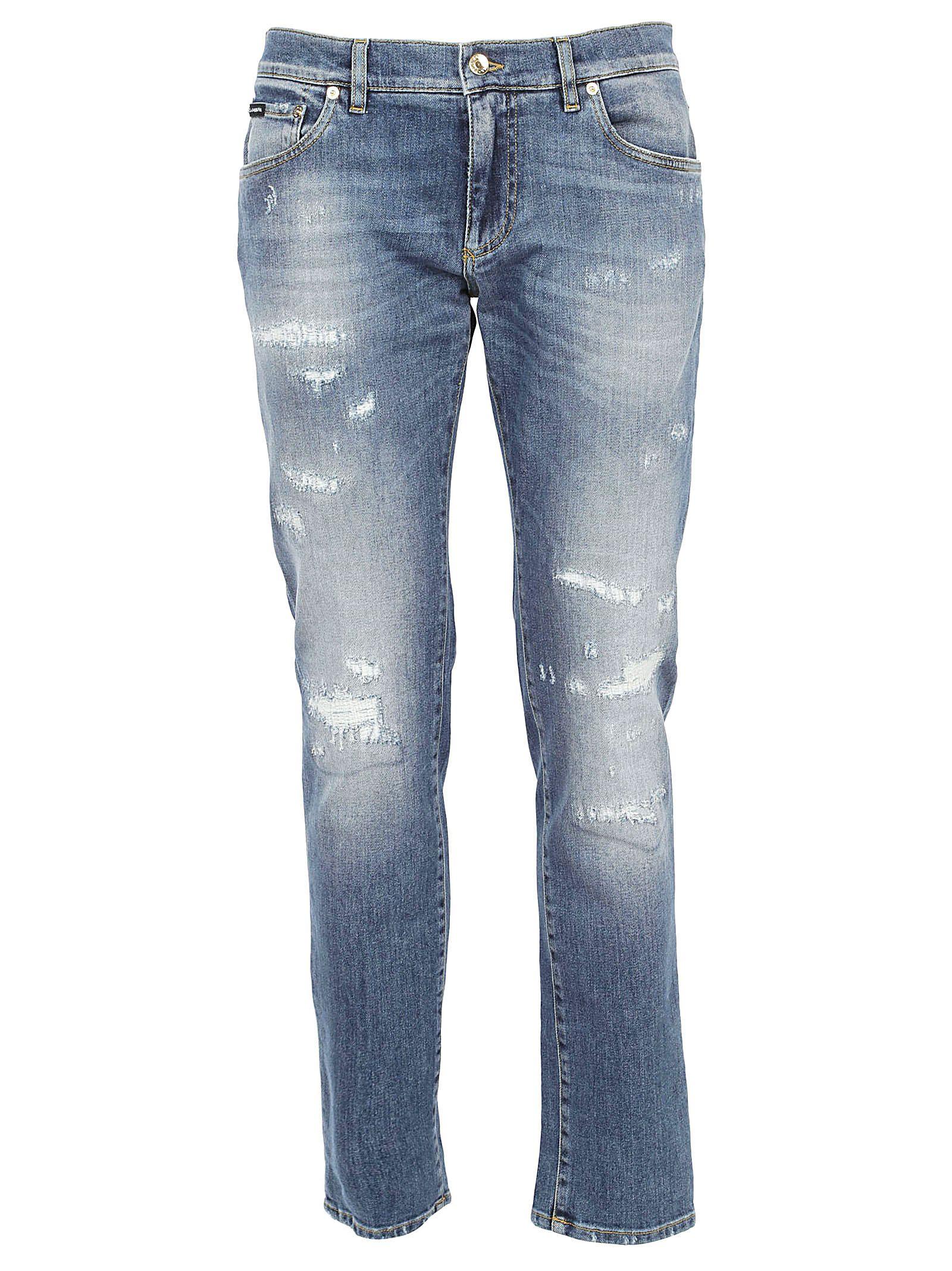 Dolce & Gabbana Jeans 10644204