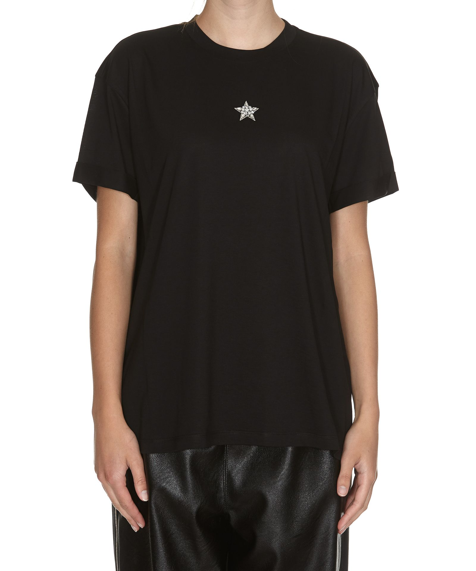 STELLA MCCARTNEY MICRO STAR T-SHIRT