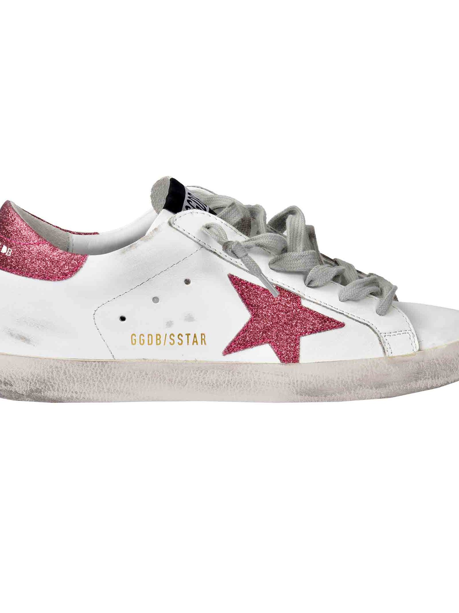 SUPERSTAR GLITTERY SNEAKERS