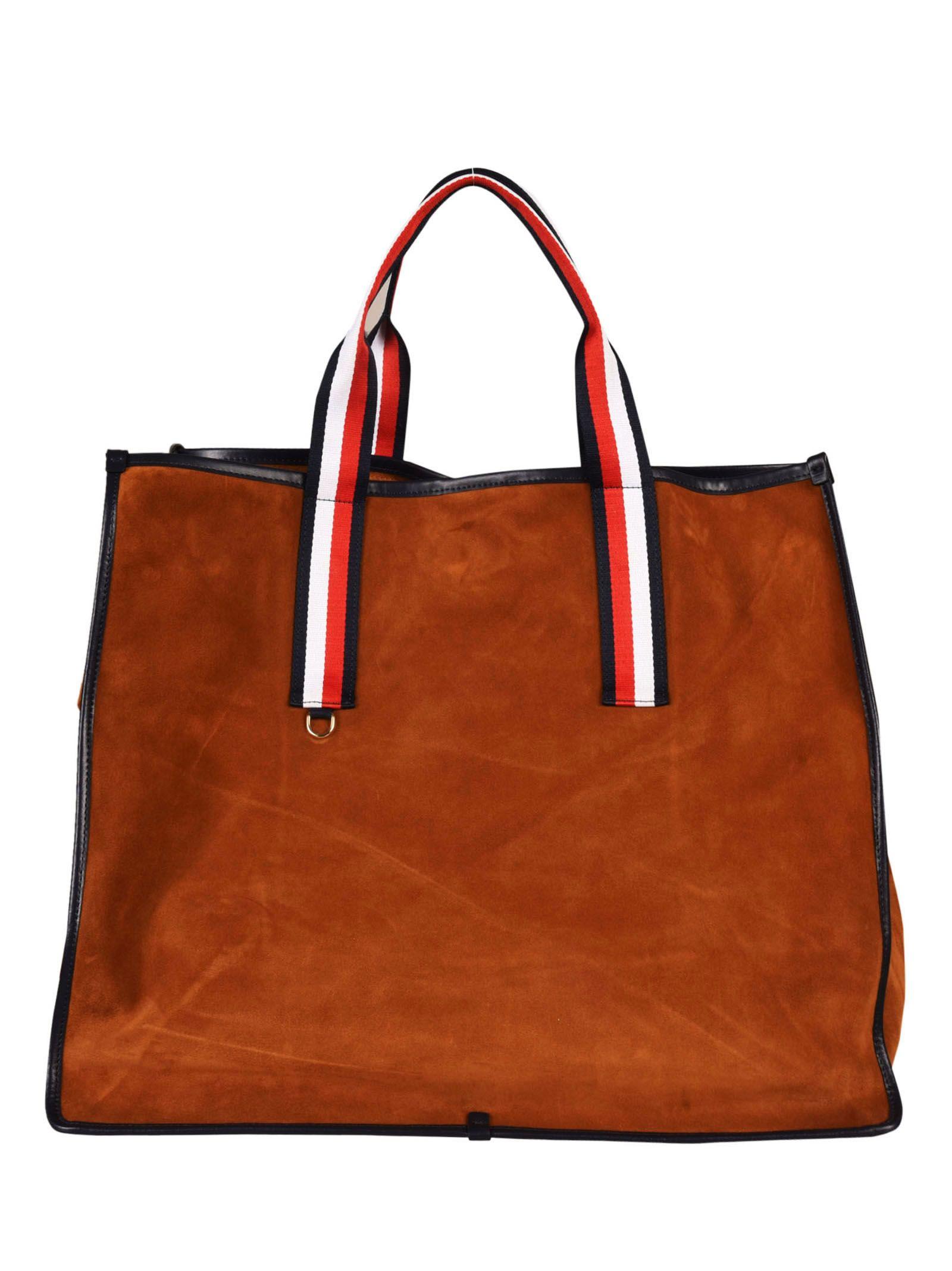 Very Tommy Hilfiger - Tommy Hilfiger X Gigi Hadid Leather Shopper Bag  QD81