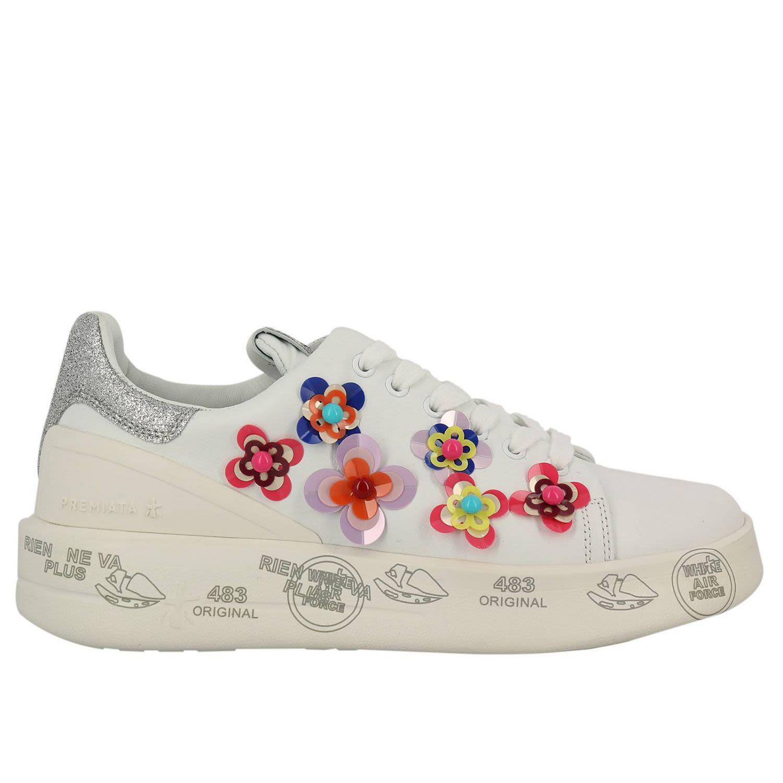 Sneakers Shoes Women Premiata 10541694
