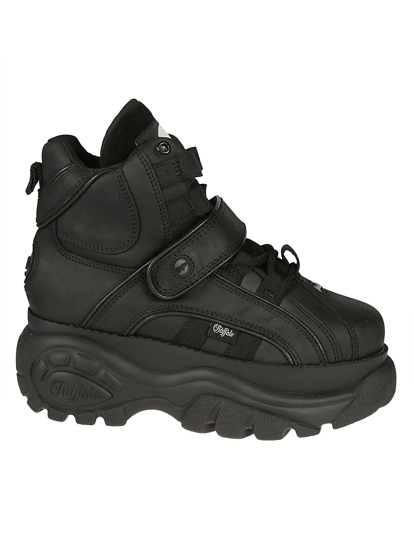 buffalo -  1348 Hi-top Platform Sneakers