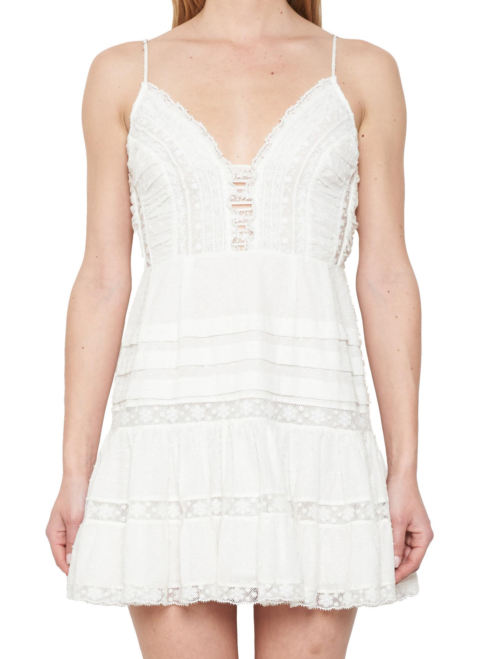 Zimmermann 'iris Camisole' Dress