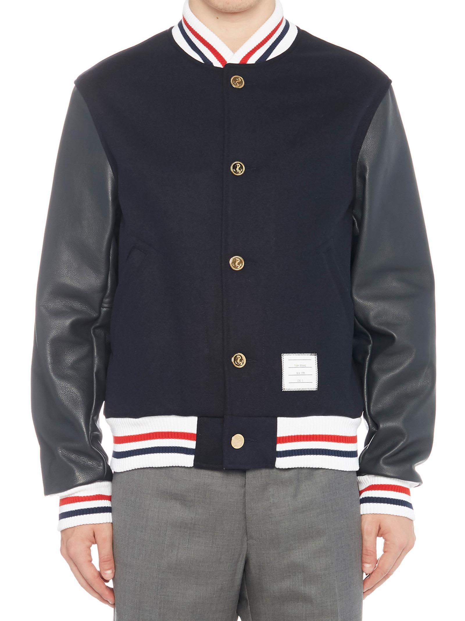 Thom Browne 'varsity' Jacket