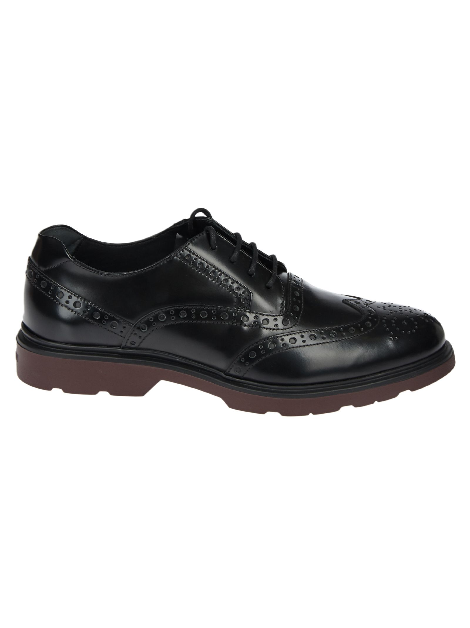 Hogan Brogue Lace-up Shoes