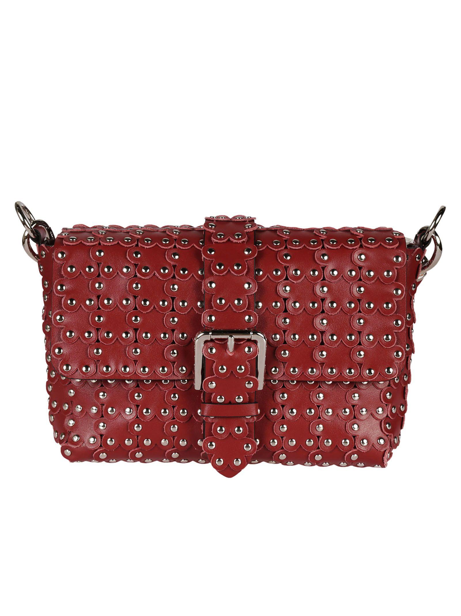 RED Valentino Patchwork flower bag fbI30TM