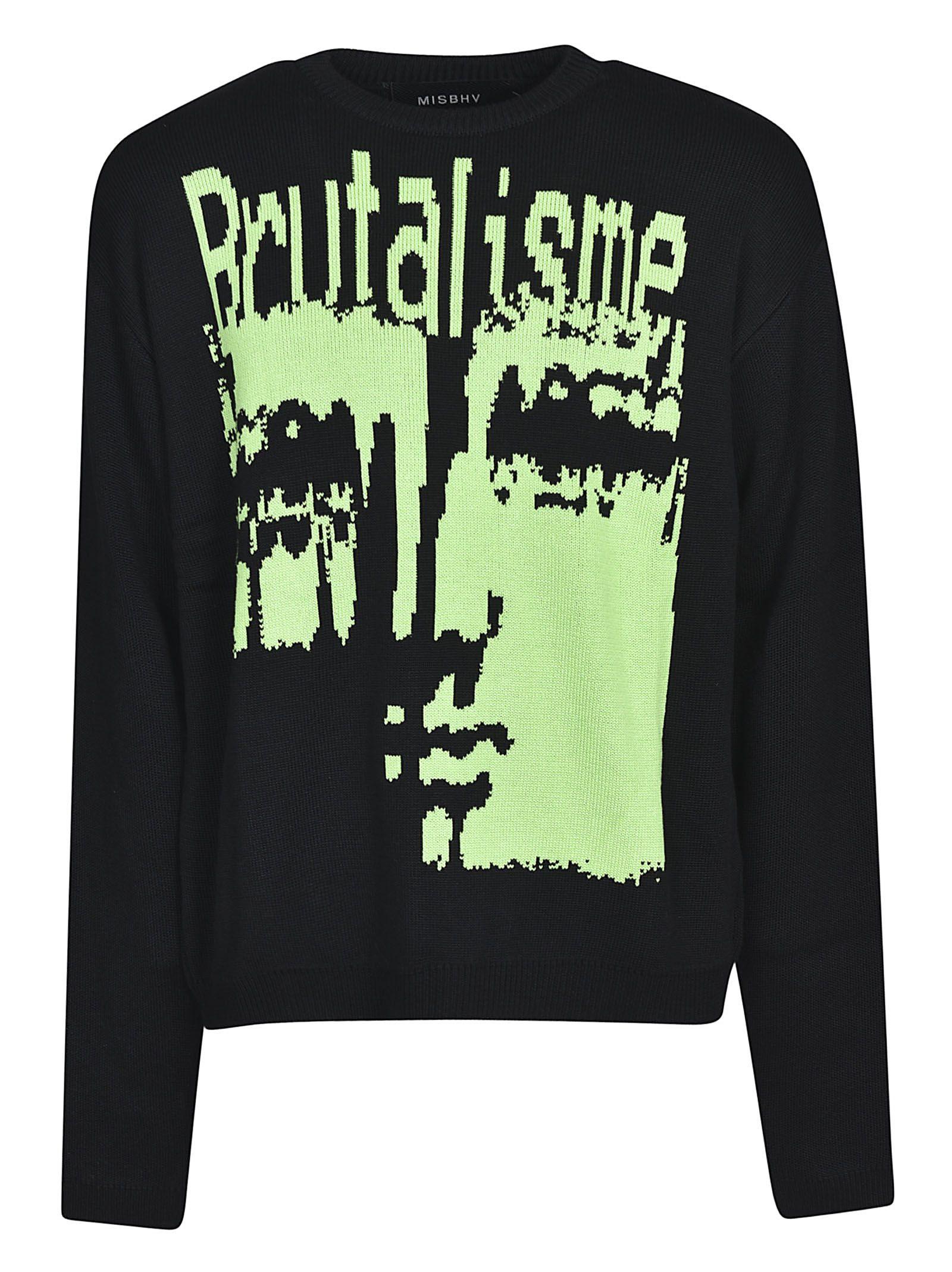 Misbhv Brutalisme Sweatshirt
