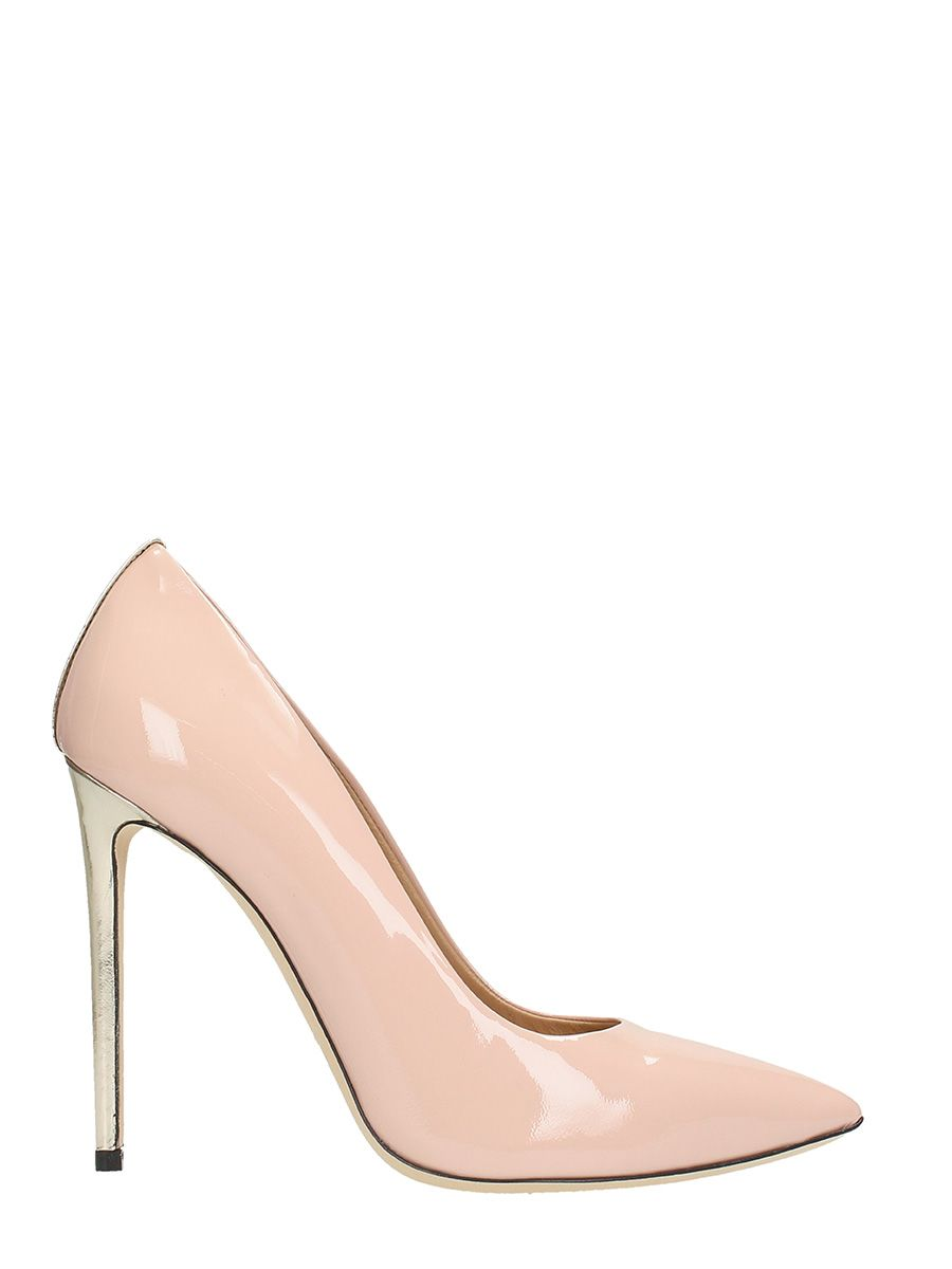 MARC ELLIS Shinny Leather Pumps For Cheap Online Cheap Real IC8UE0f