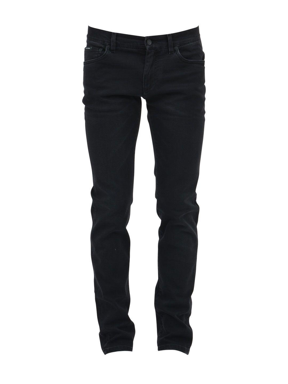 Dolce & Gabbana Black Classic Jeans 10154050