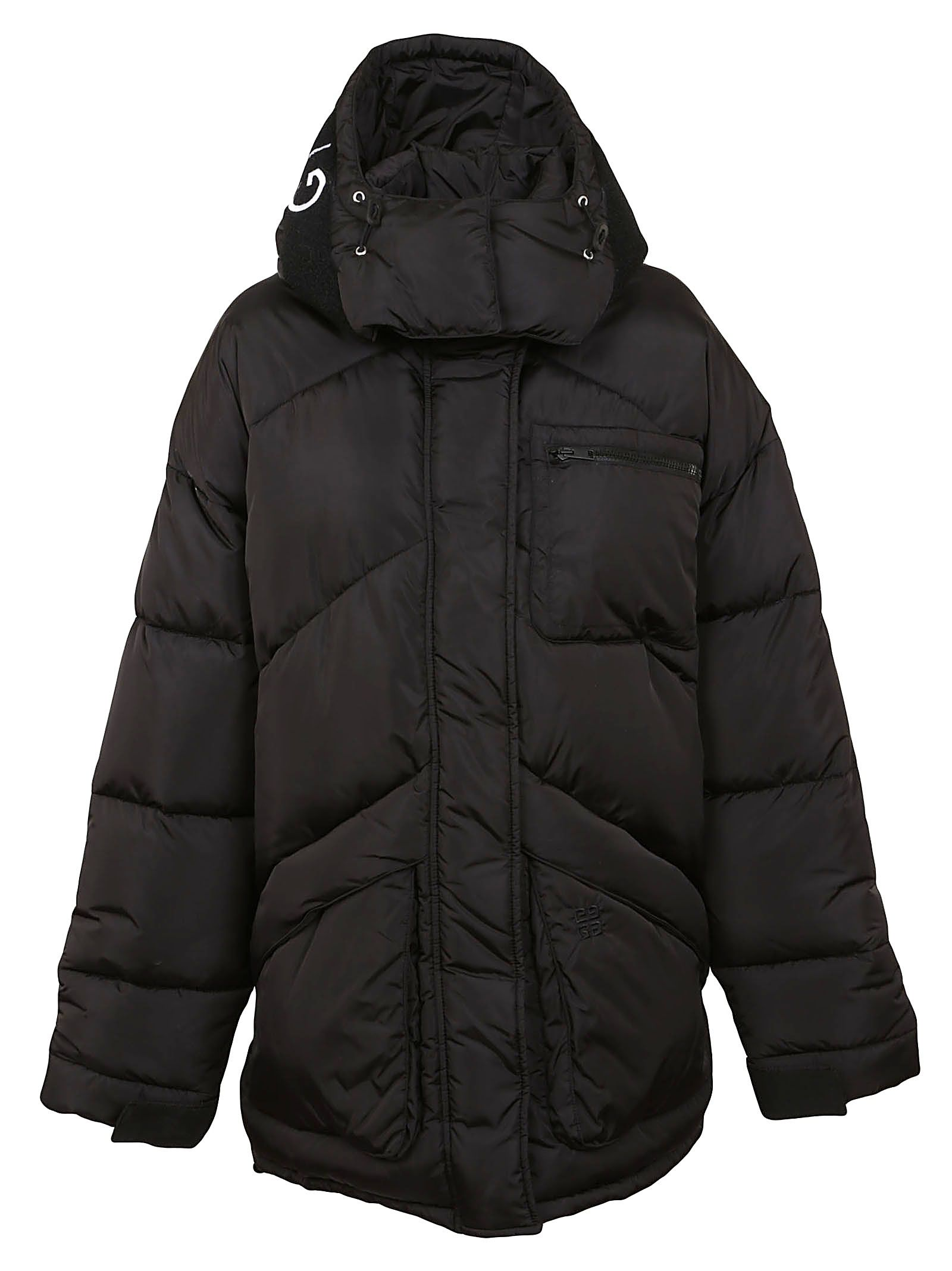 Givenchy Oversized Down Jacket
