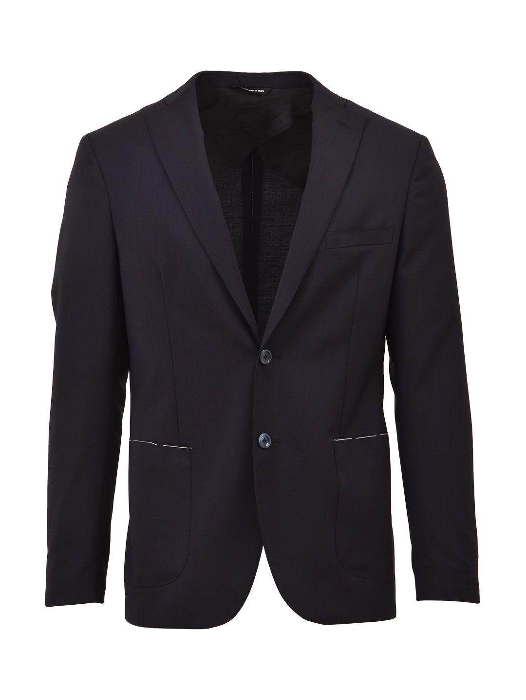 Tonello Classic Blazer Dark Blue