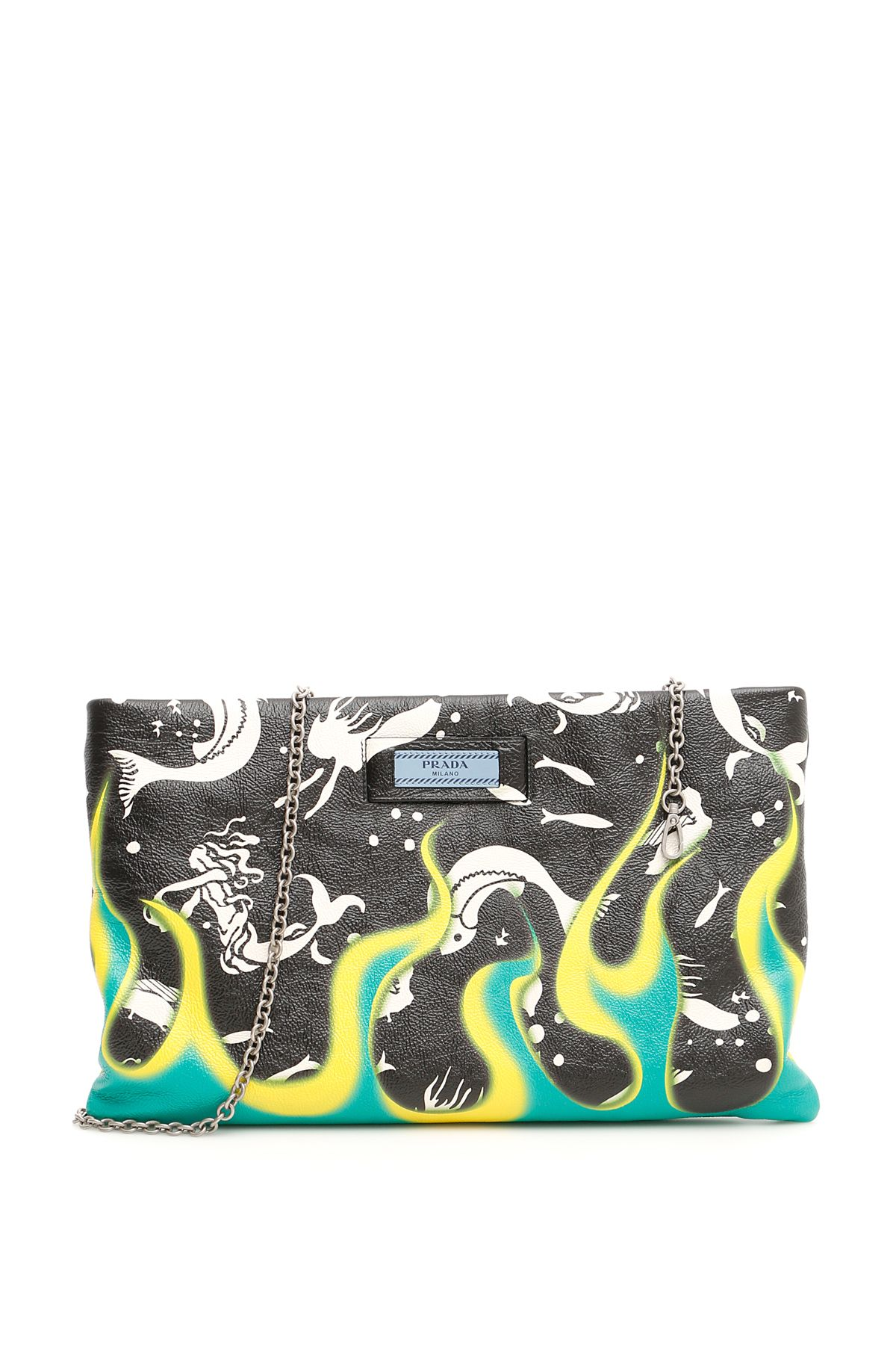 FLAMES AND SIRENS CLUTCH