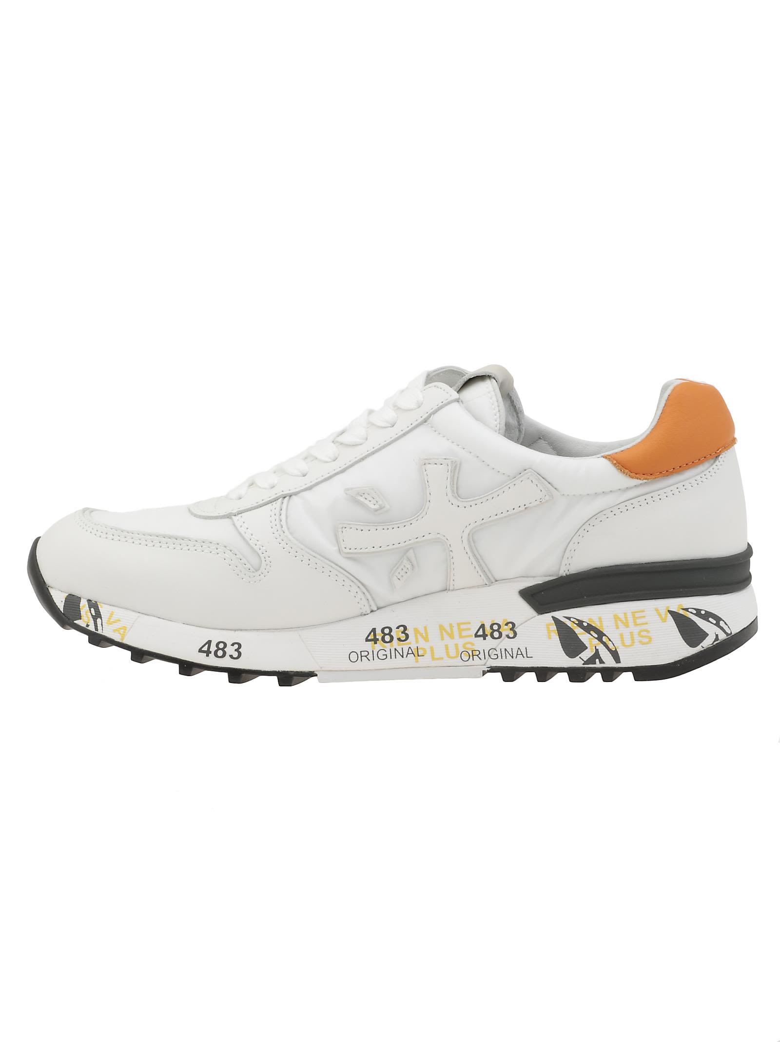 Premiata Blanc Mick 2828 Sneaker ADunt9