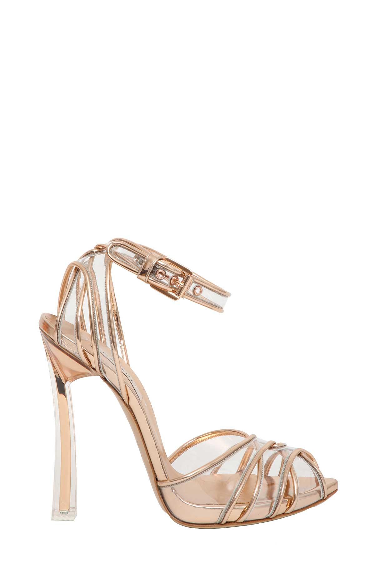 Vinil sandal Casadei MbNQ6bhE3