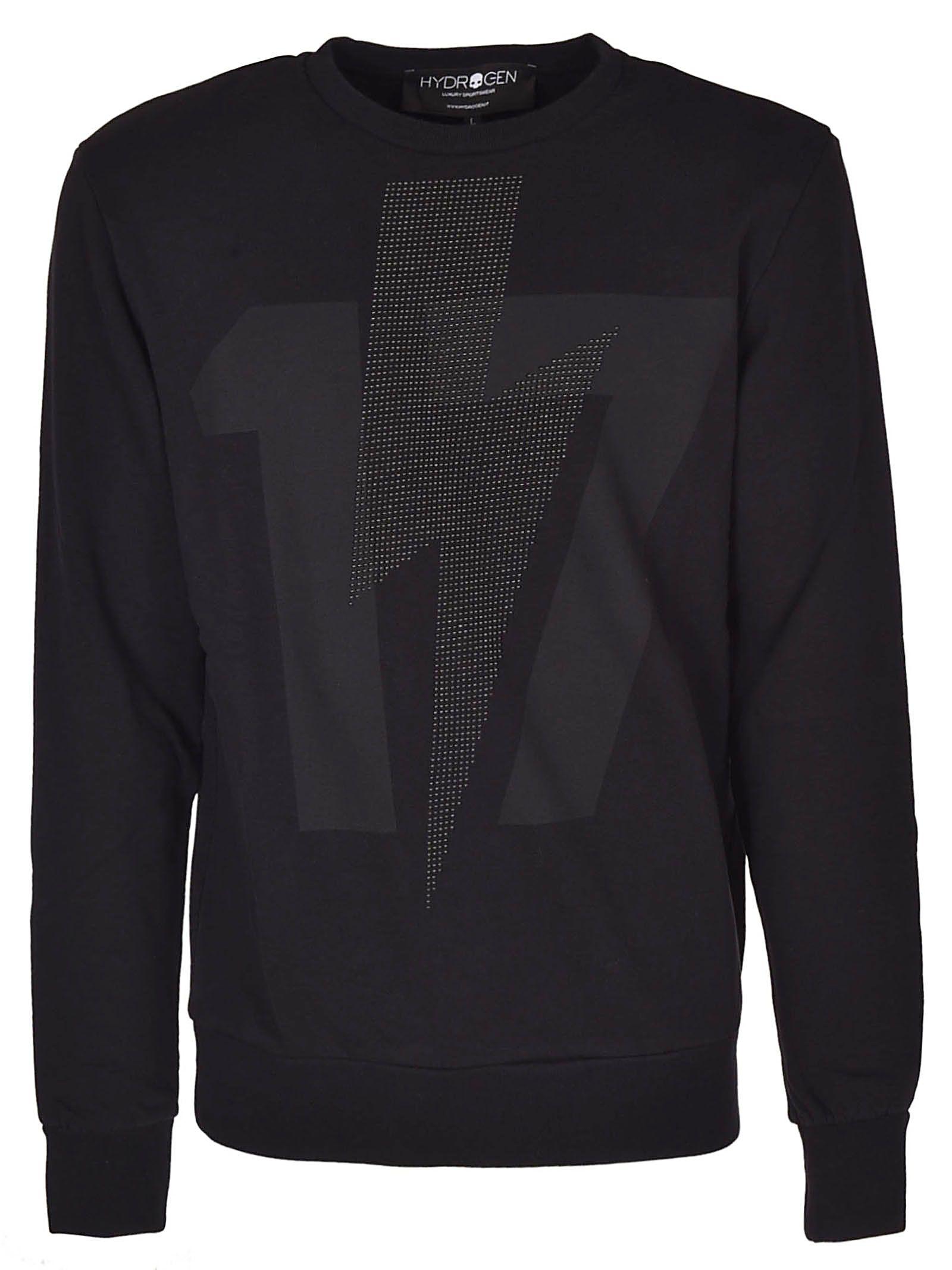 Hydrogen Thunder Studs Sweatshirt