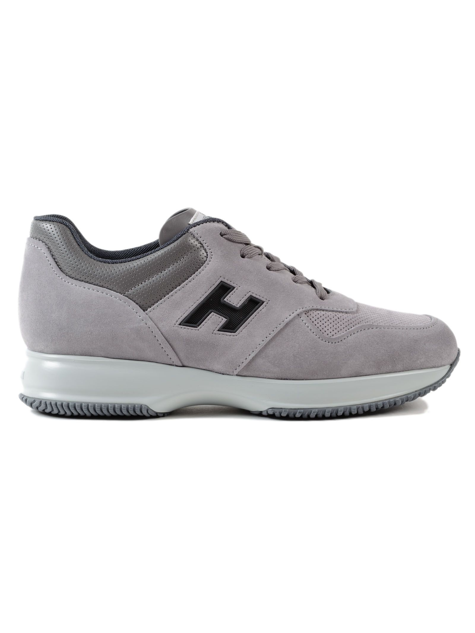 Interactive low top sneakers - Grey Hogan YaPLffRkk