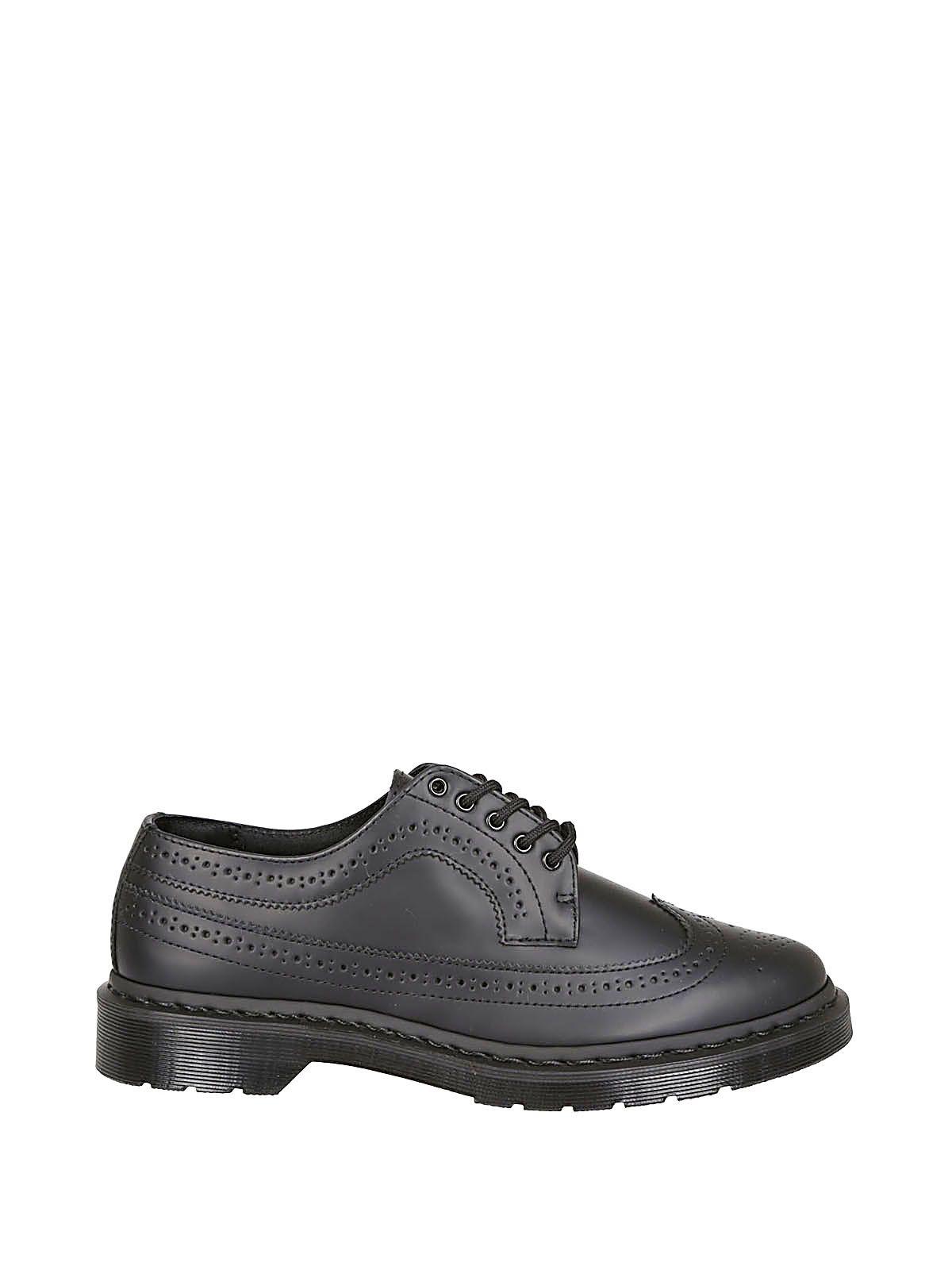 Dr Martens 3989 Mono Lace Up Shoes
