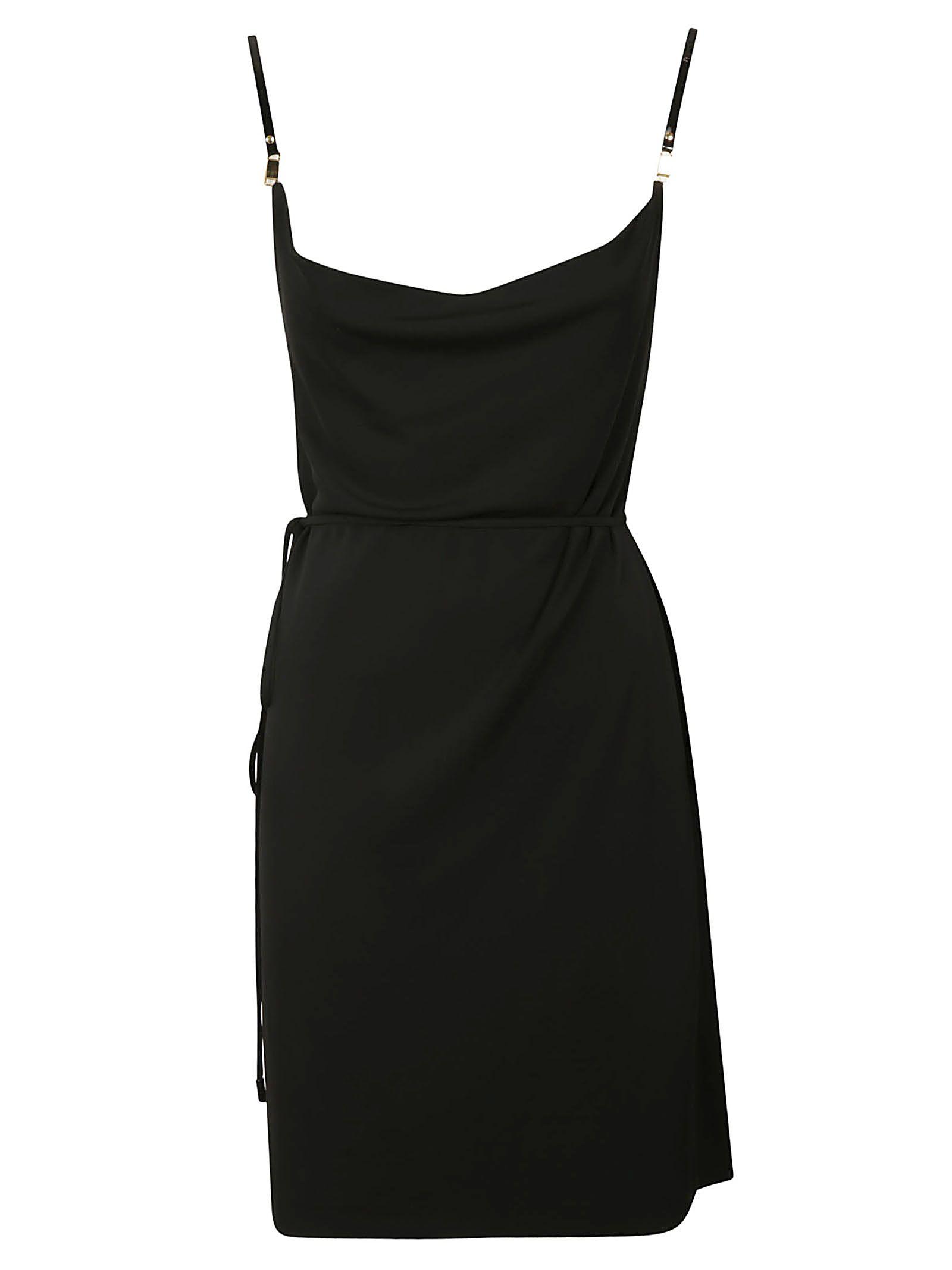 Dsquared2 Tie Waist Dress