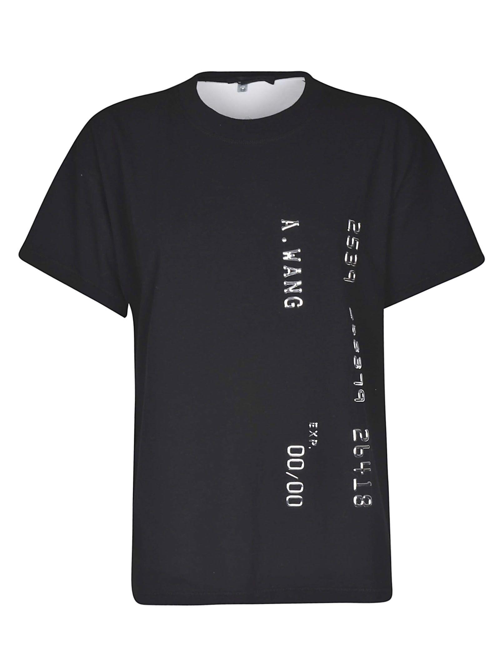 Alexander Wang Printed T-shirt