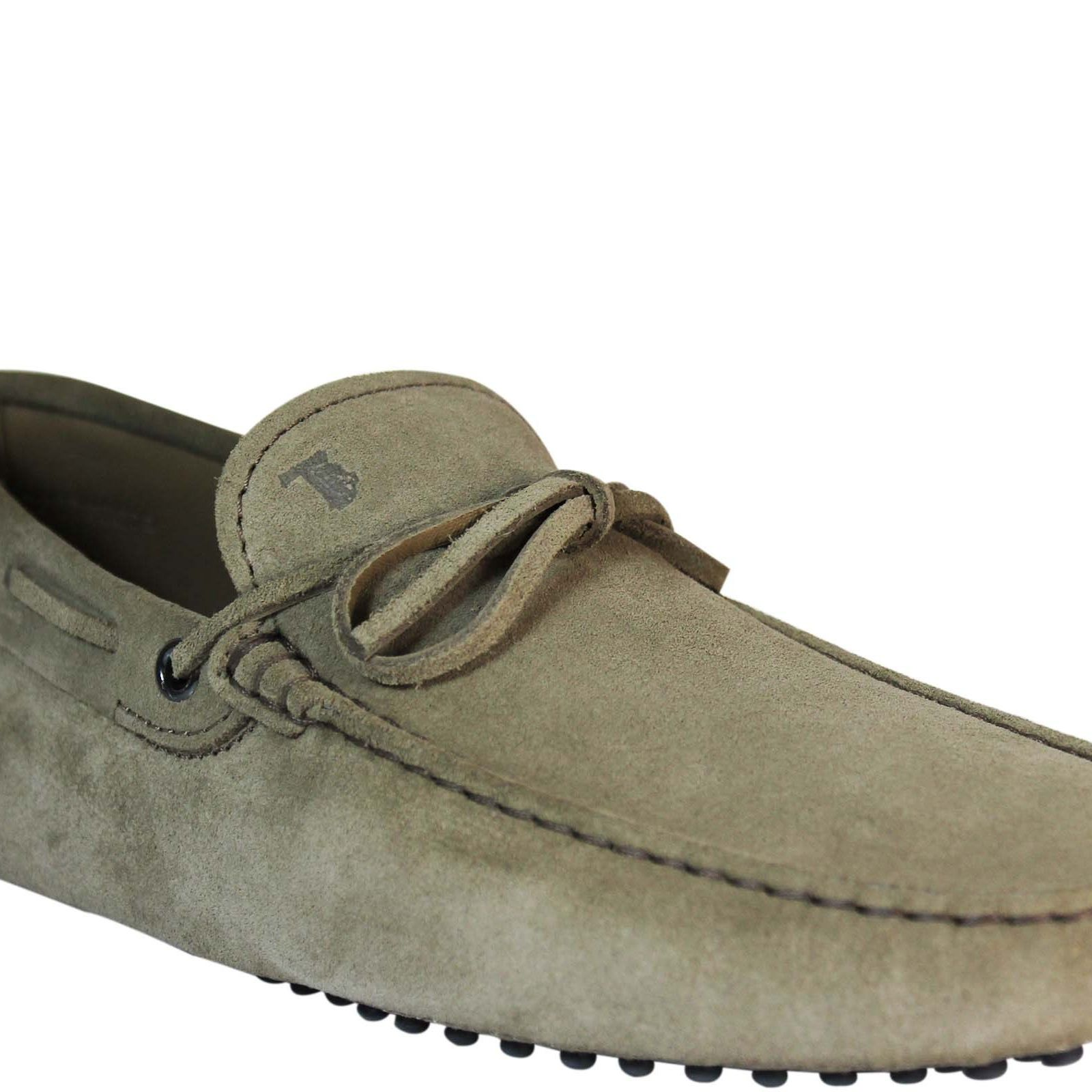 Slip on Sneakers for Men, Grey, suede, 2017, 10 5 5.5 6 6.5 7 7.5 8.5 Tod's