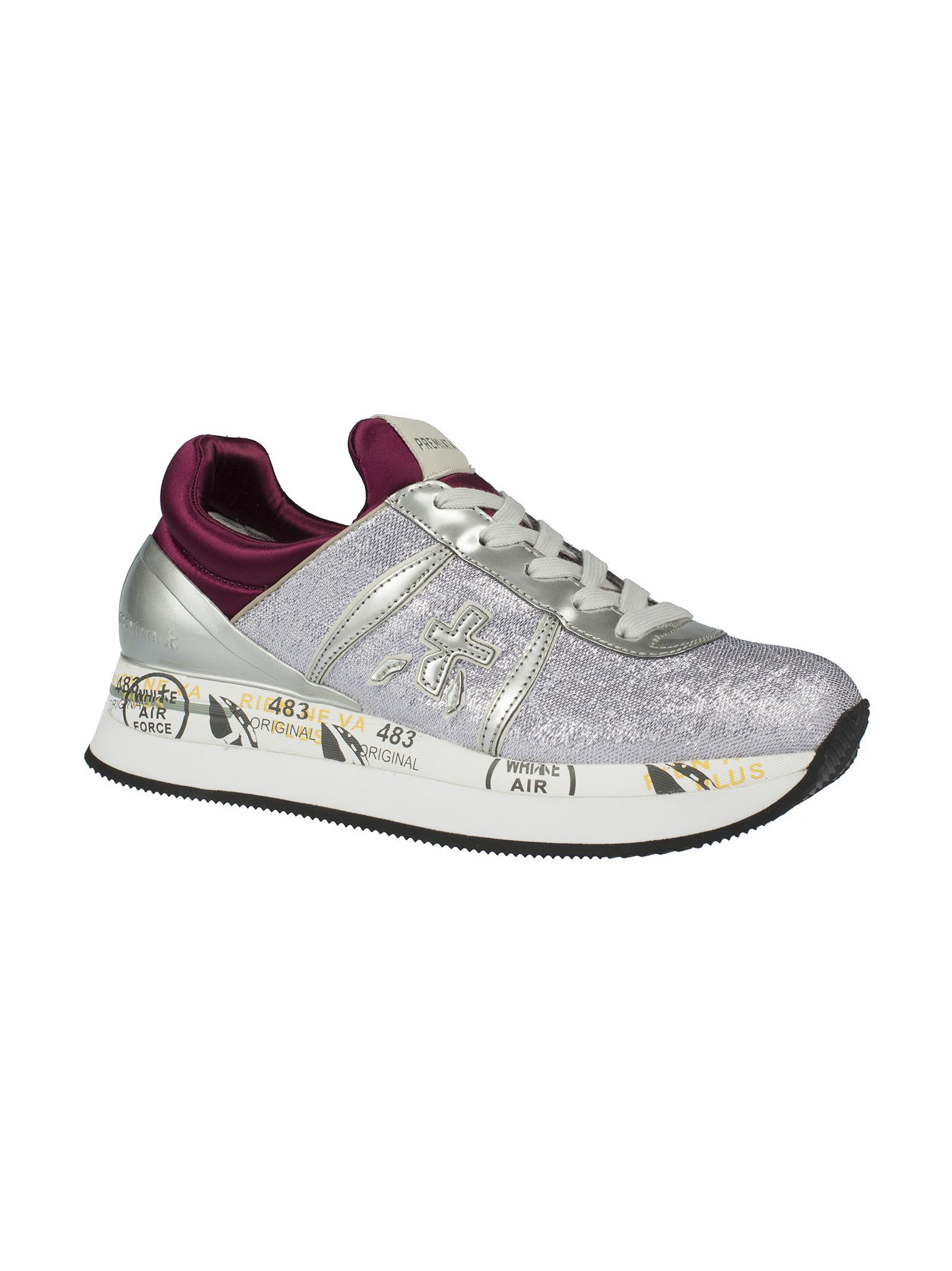 White Premiata Liz sneakers iVEC2LD5r4