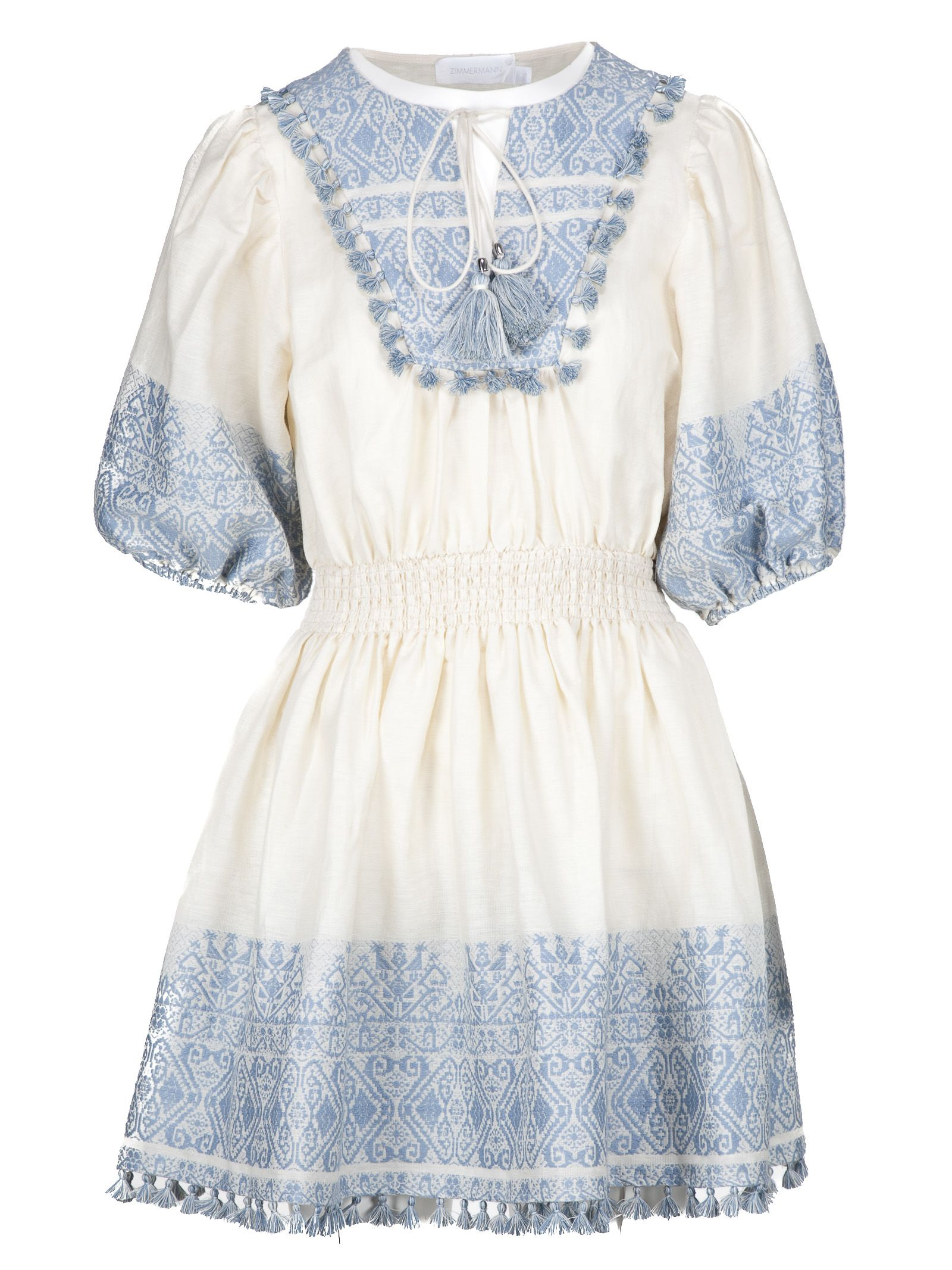 Zimmermann Jacquard Prairie Dress