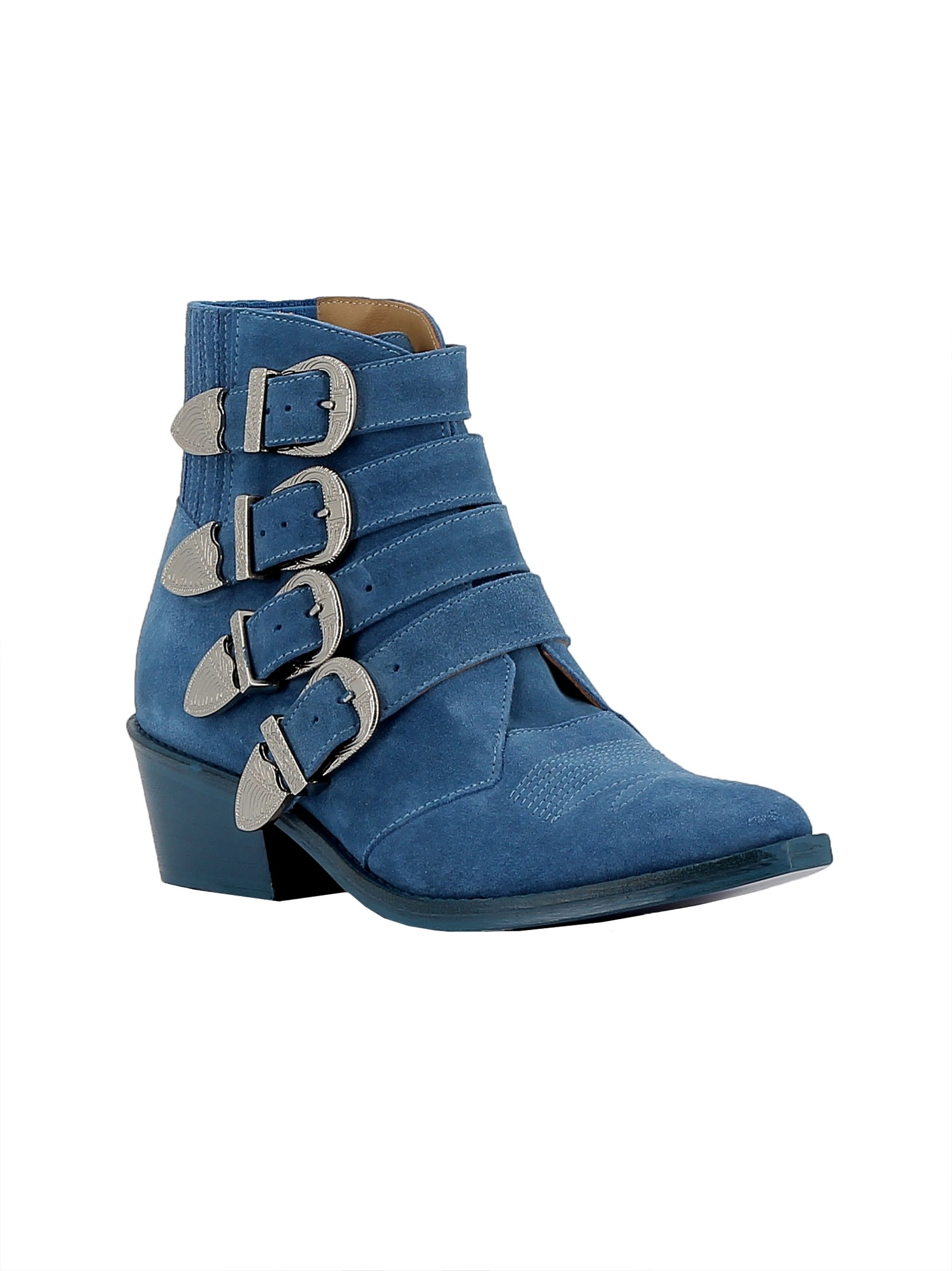 two-tone ankle boots - Blue Toga Archives CgTKCvtZI